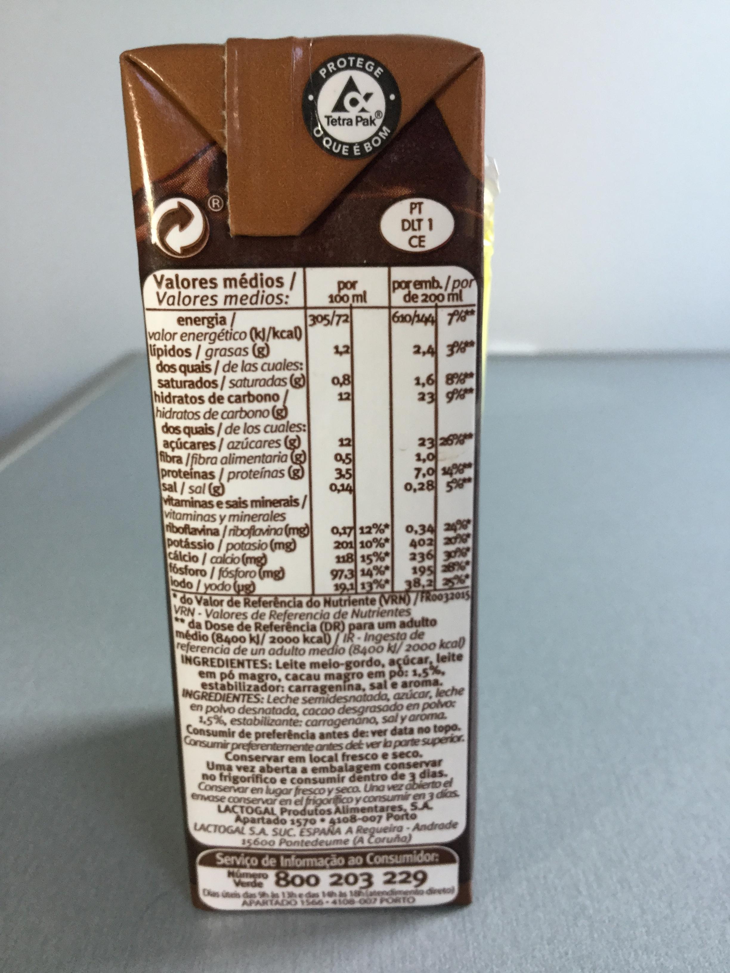 Agros Leite Com Chocolate Side 1