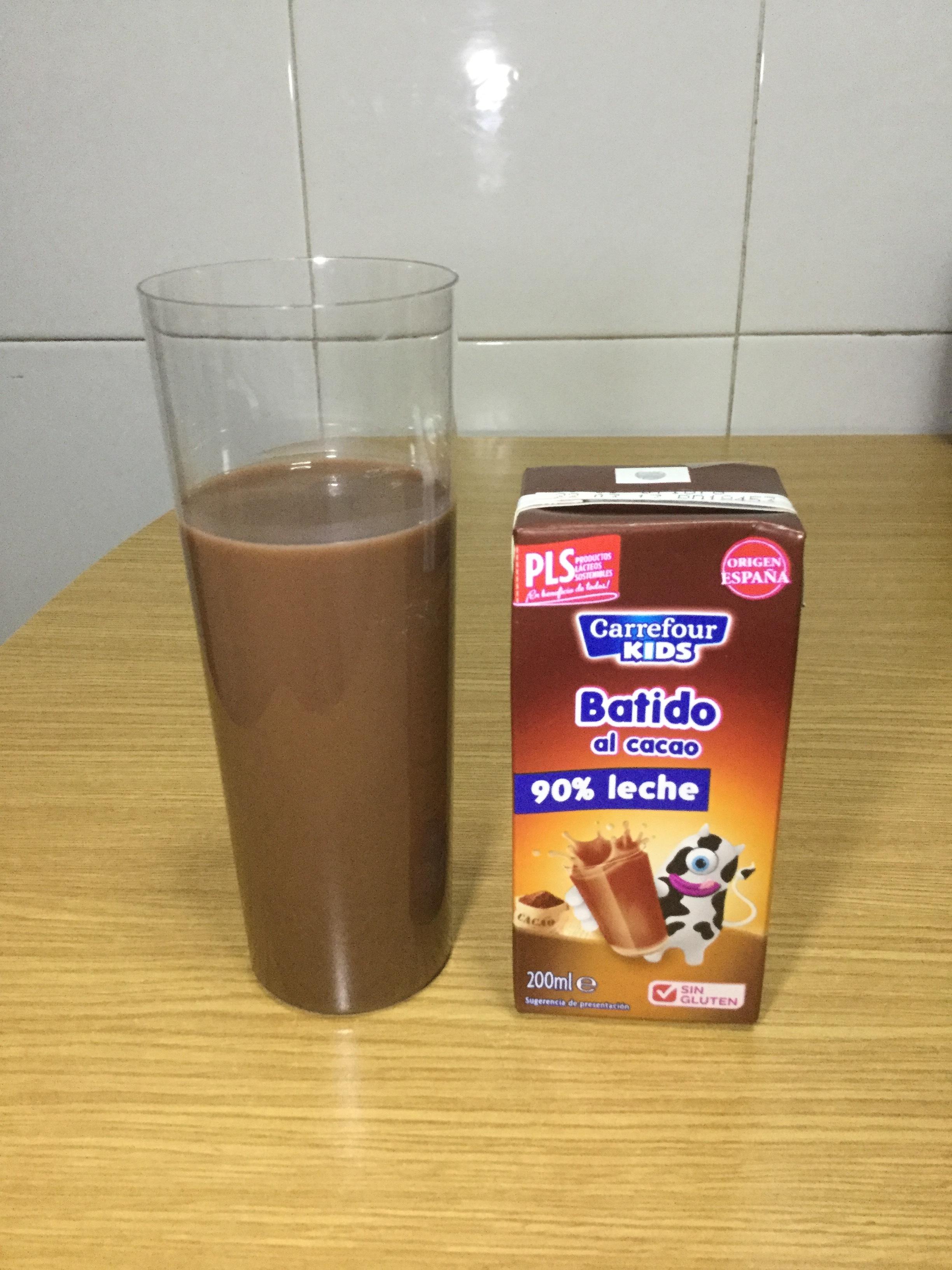 Carrefour Kids Batido Al Cacao Cup