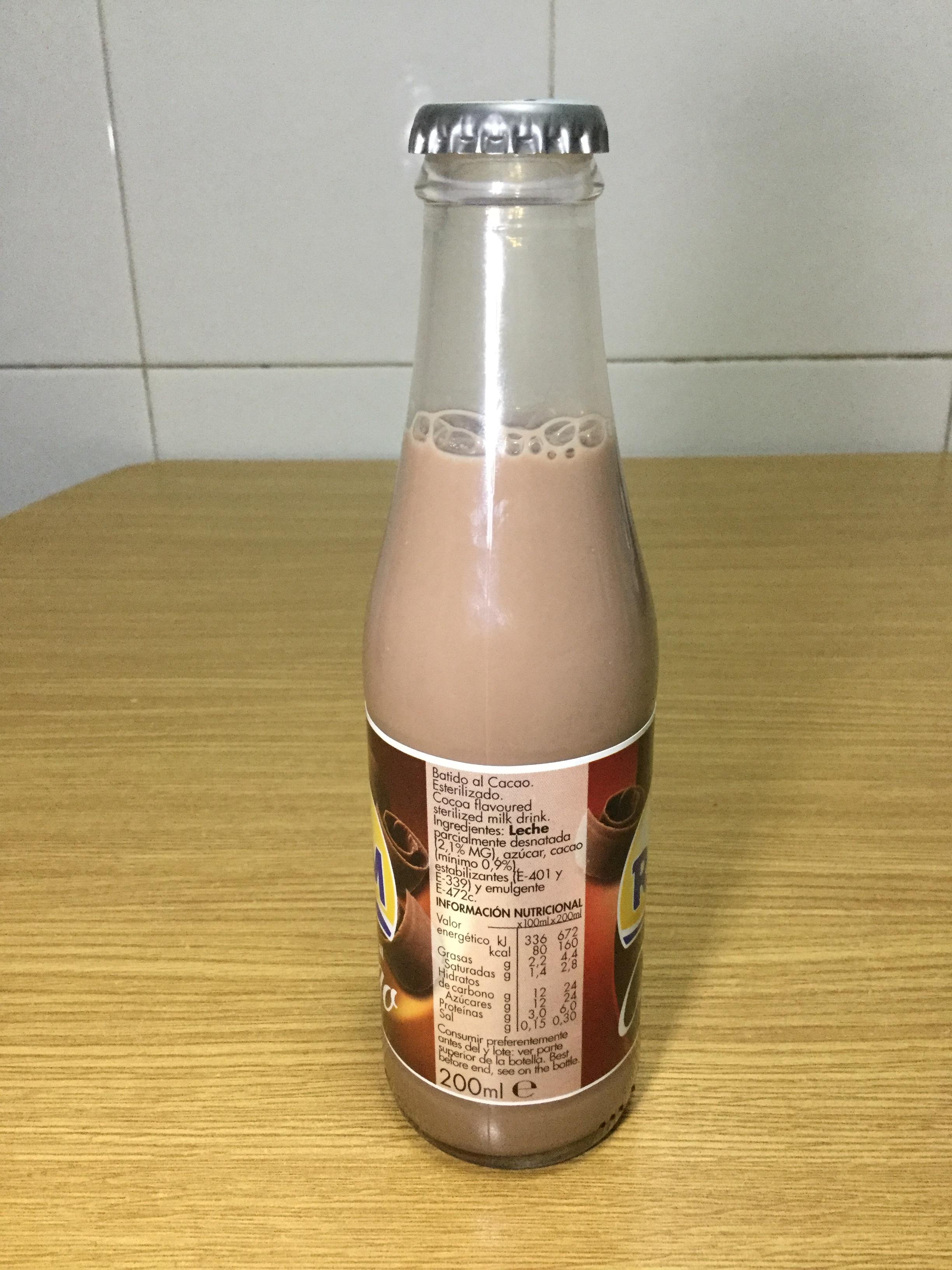 Ram Batido Al Cacao Side 1