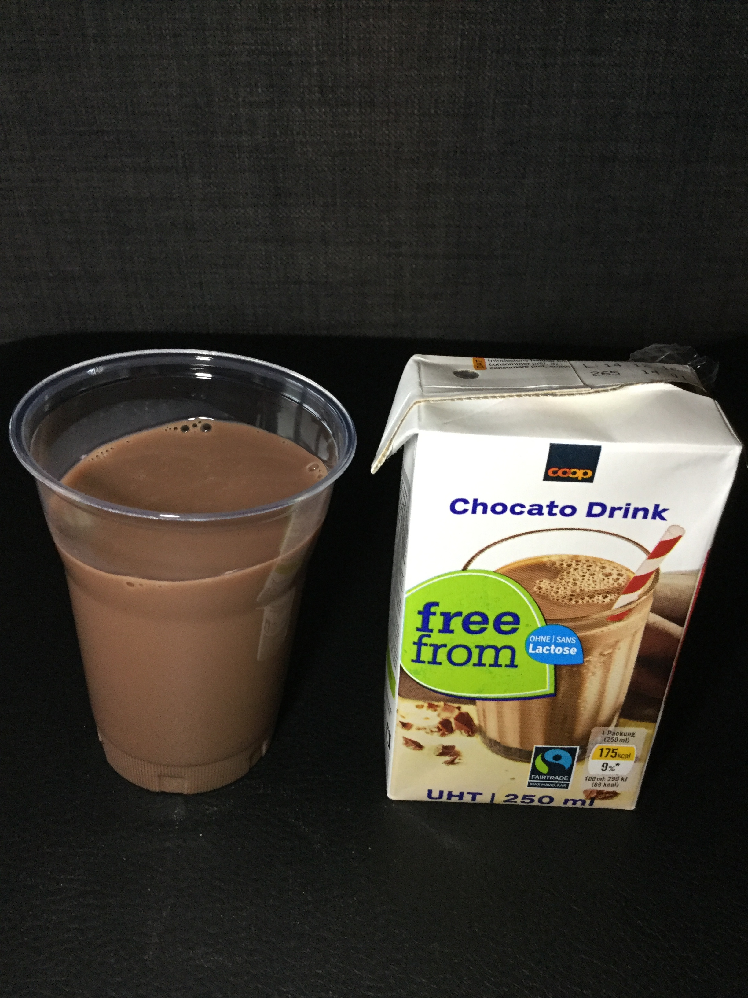 Coop Chocato Drink Lactose Free Cup