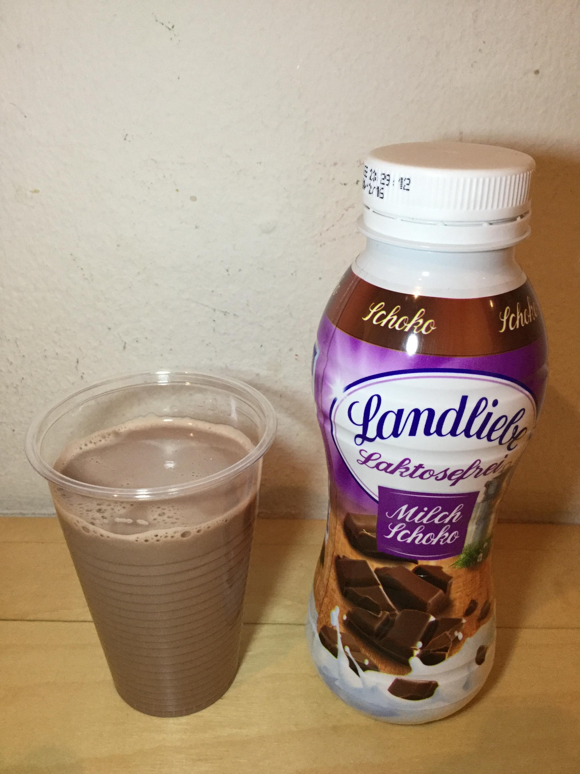 Landliebe Laktosefrei Milch Schoko Cup