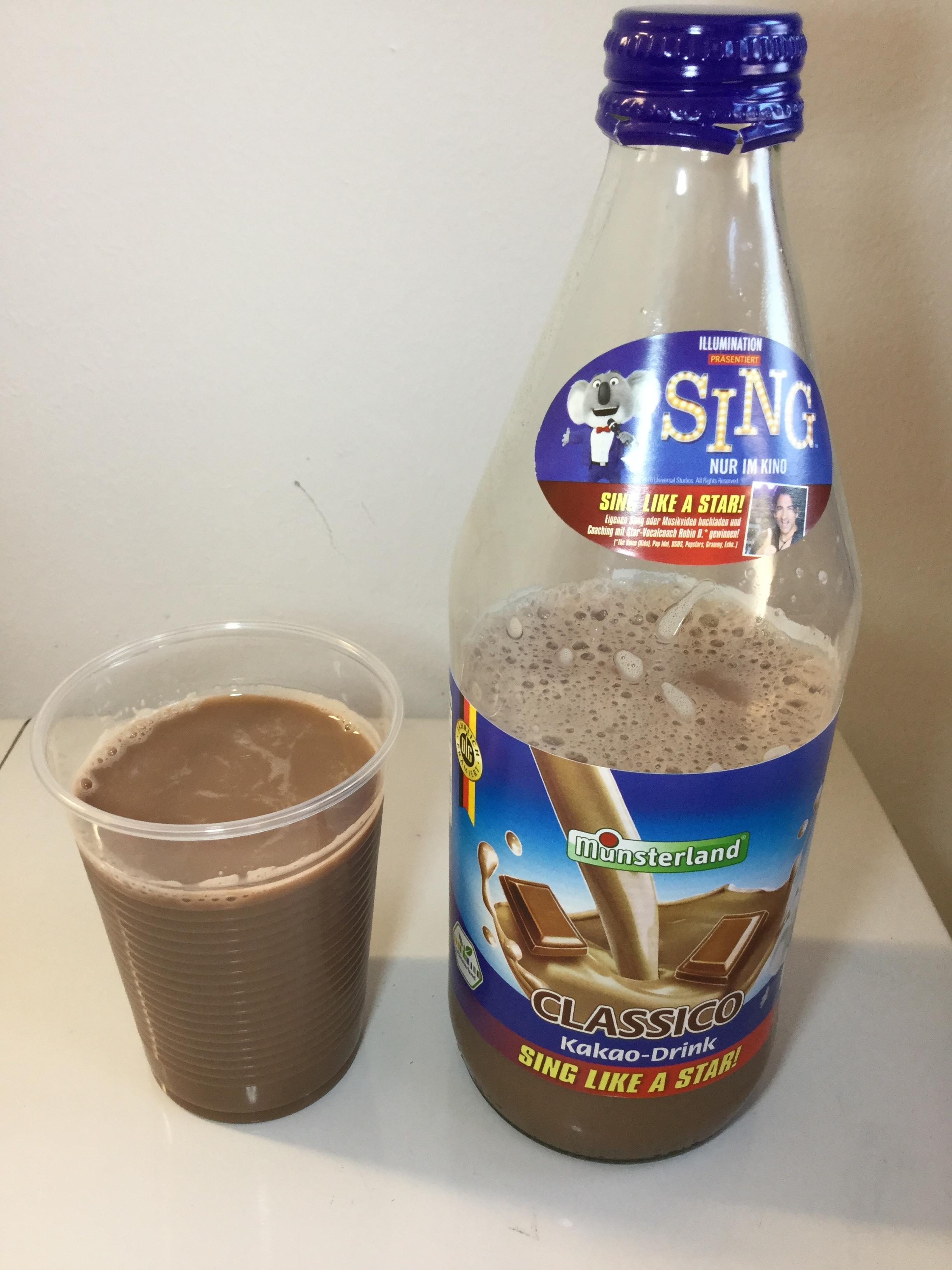 Münsterland Classico Kakao-Drink Cup