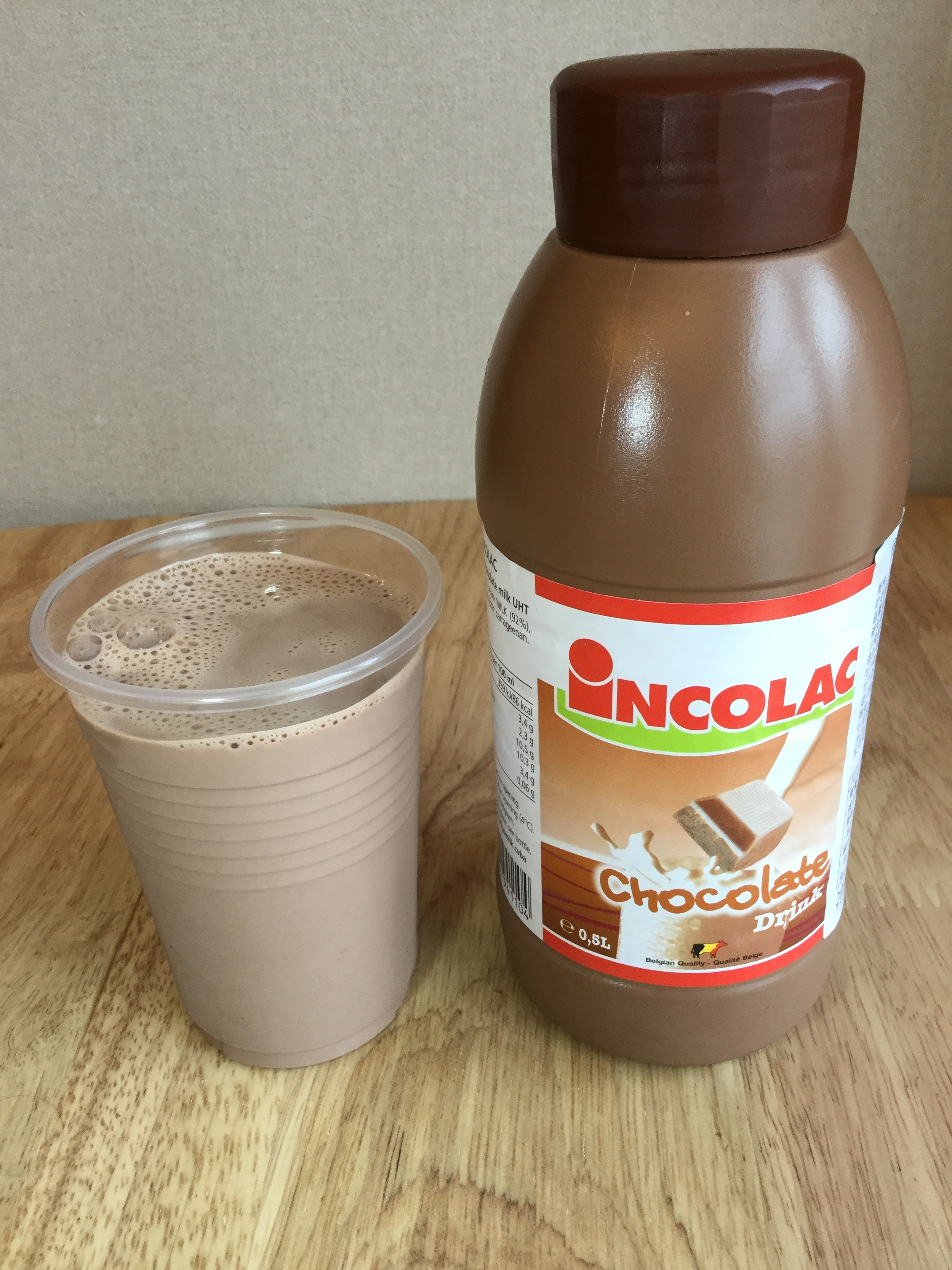 Incolac Chocolate Drink Cup