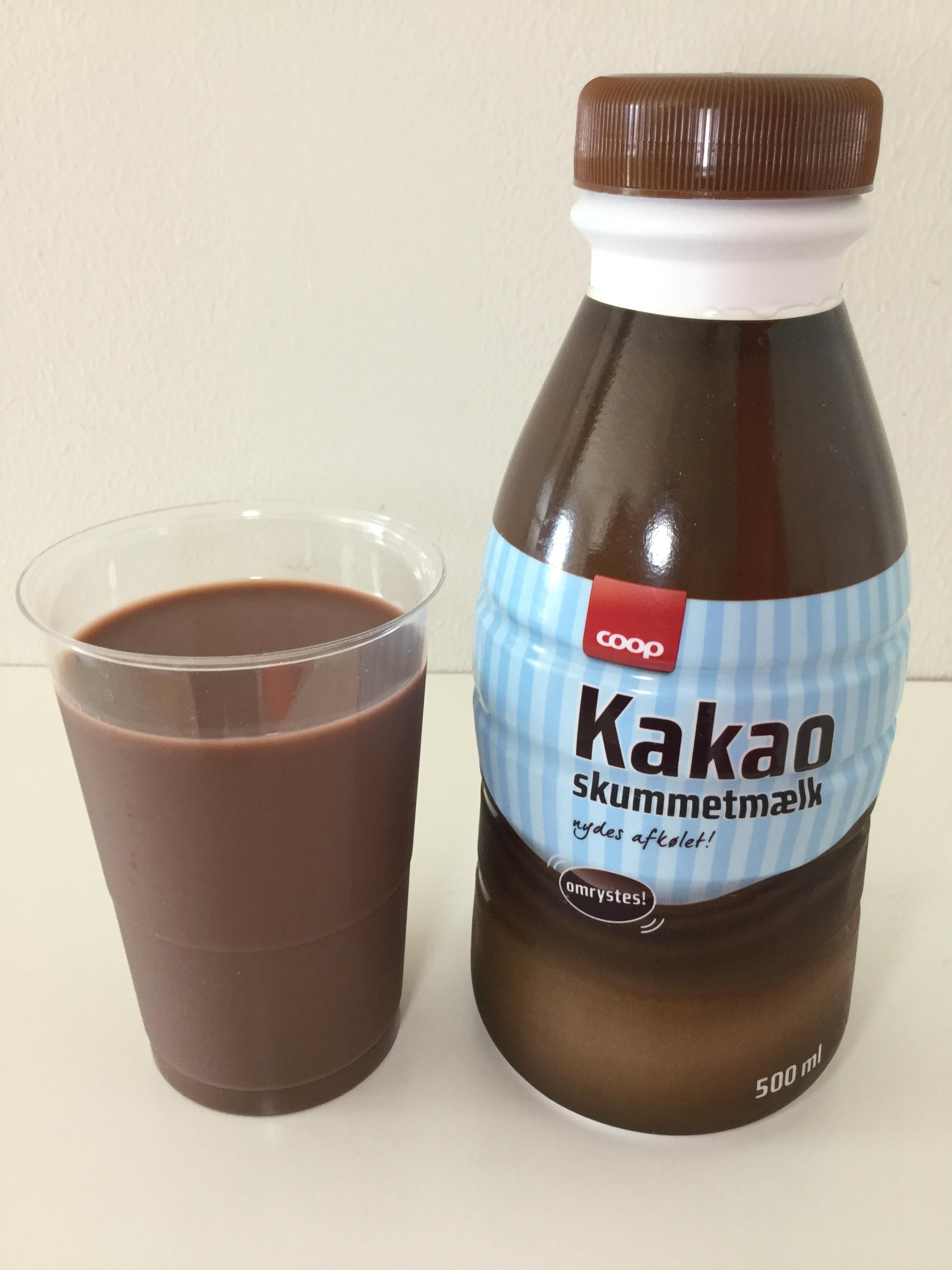 Coop Kakao Skummetmaelk Cup