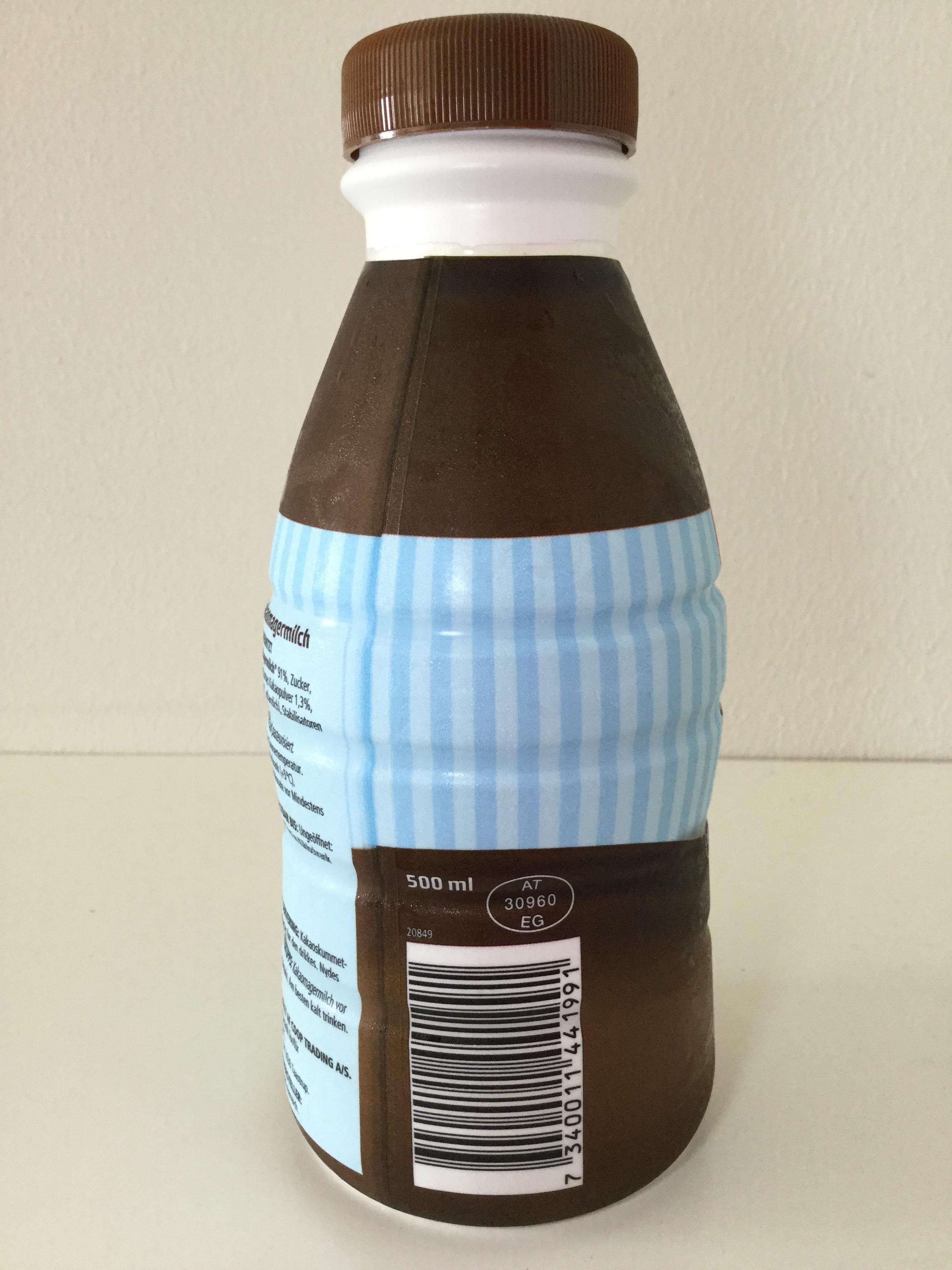 Coop Kakao Skummetmaelk Side 3