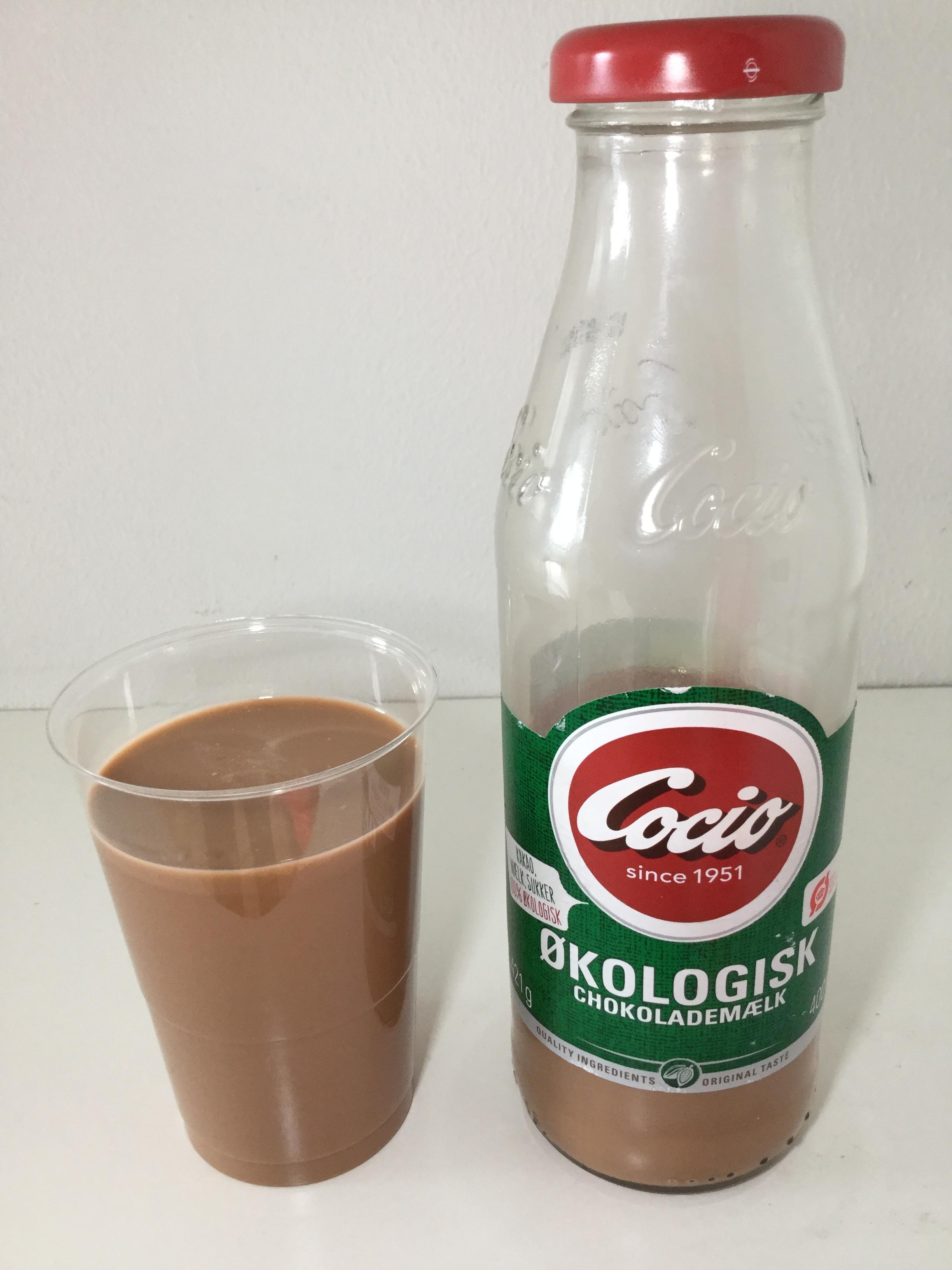 Cocio Okologisk Chocolademaelk Cup