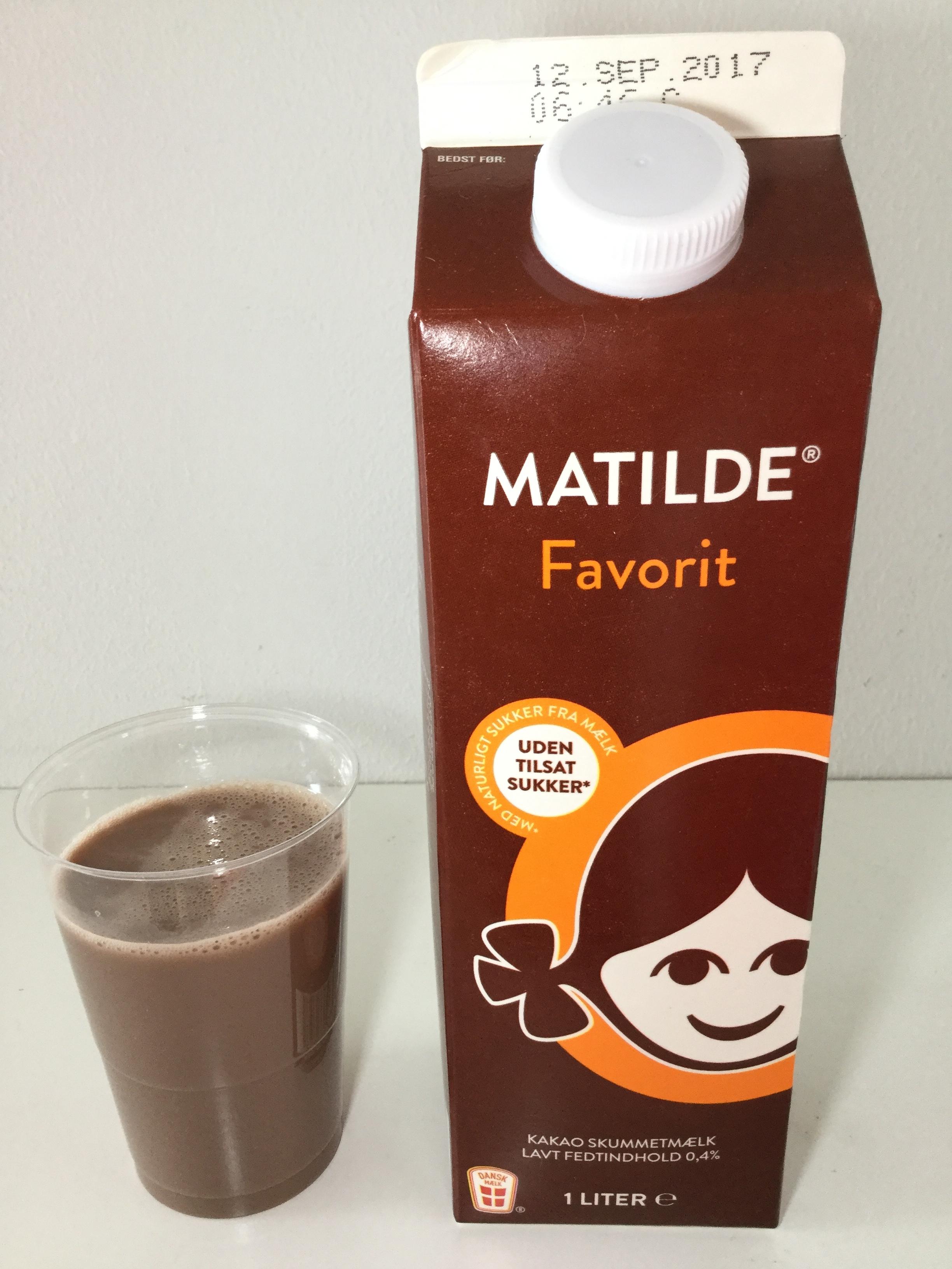 Matilde Favorit Kakao Skummetmaelk Cup