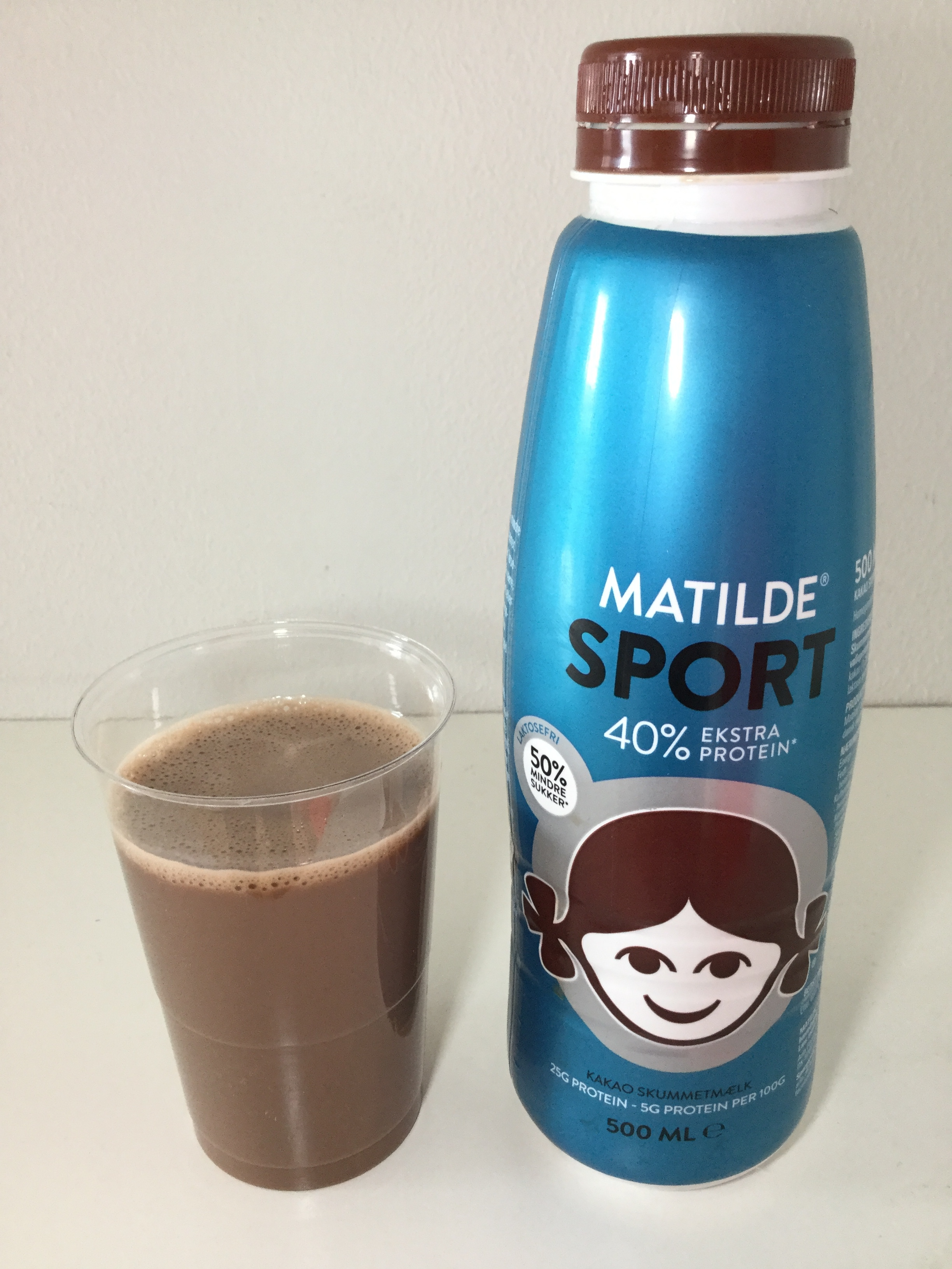 Matilde Sport 50% Less Sugar Cup