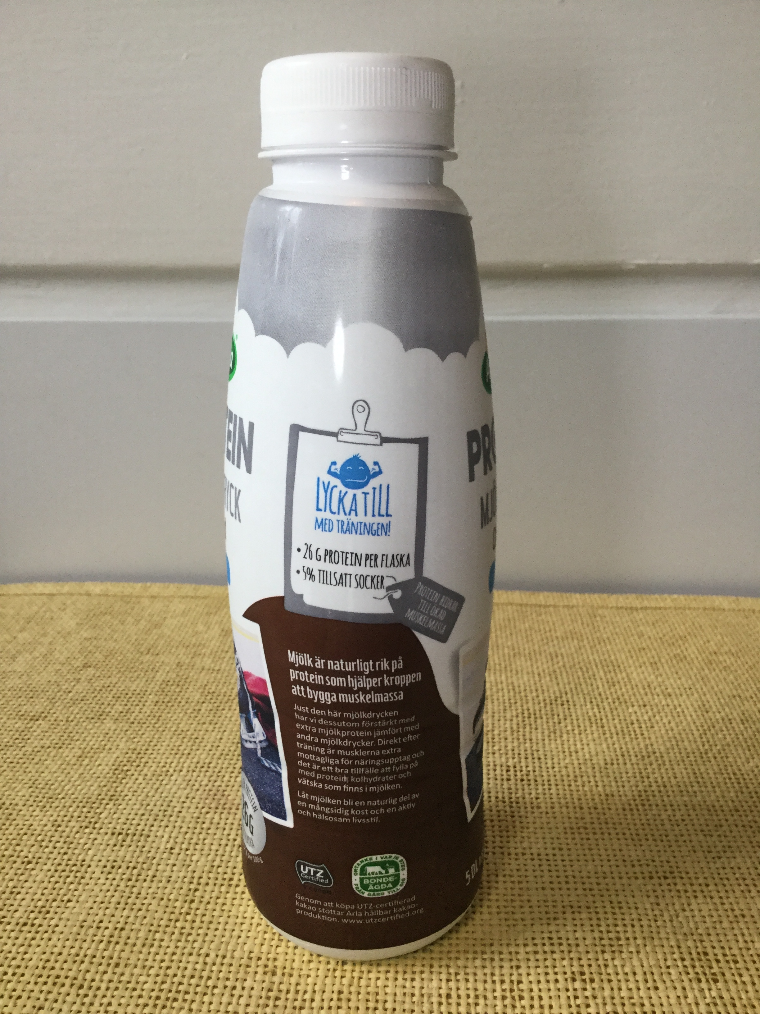 Arla Protein Choklad Mjölkdryck Sport Side 2