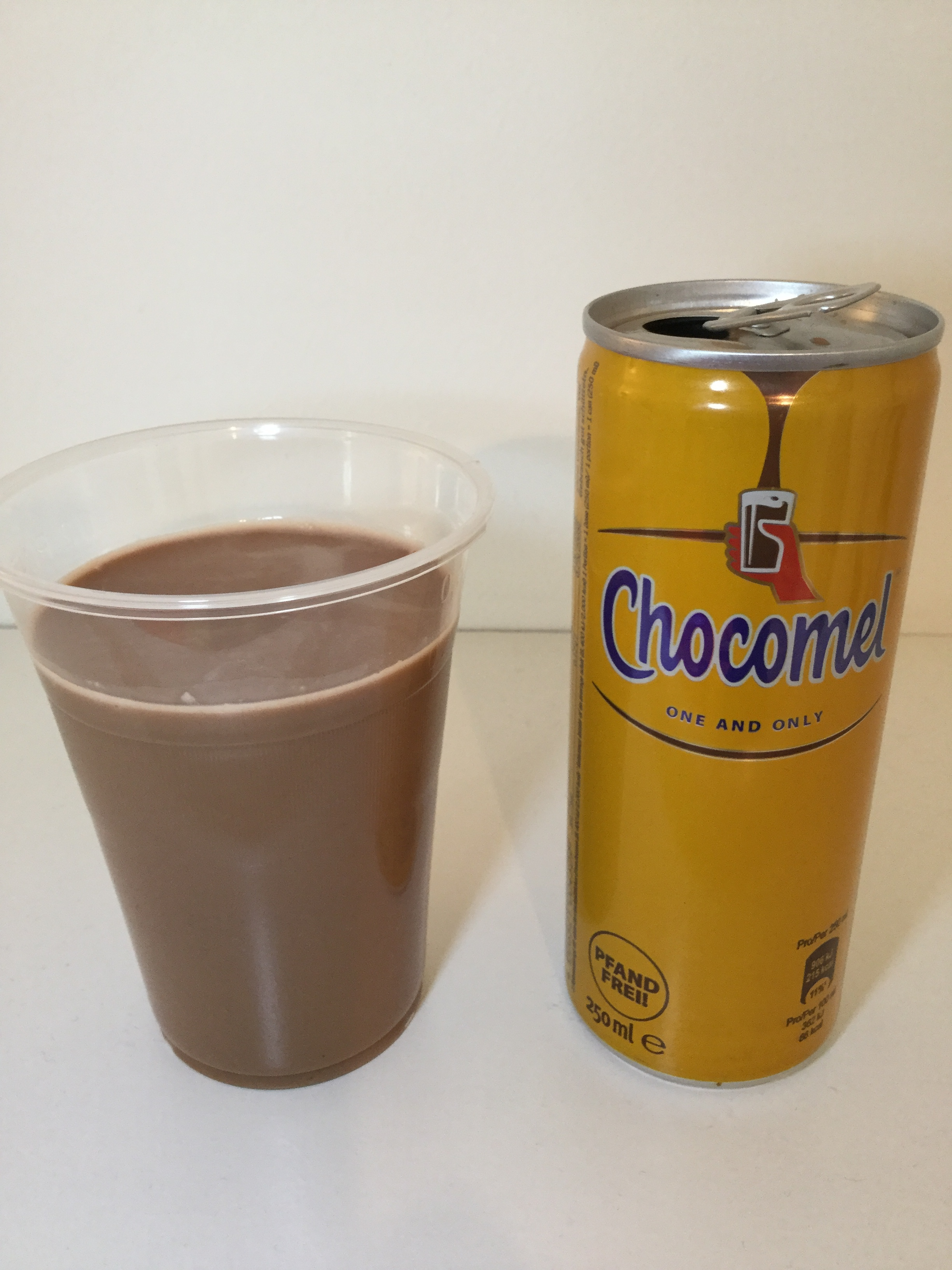 Chocomel (can) Cup