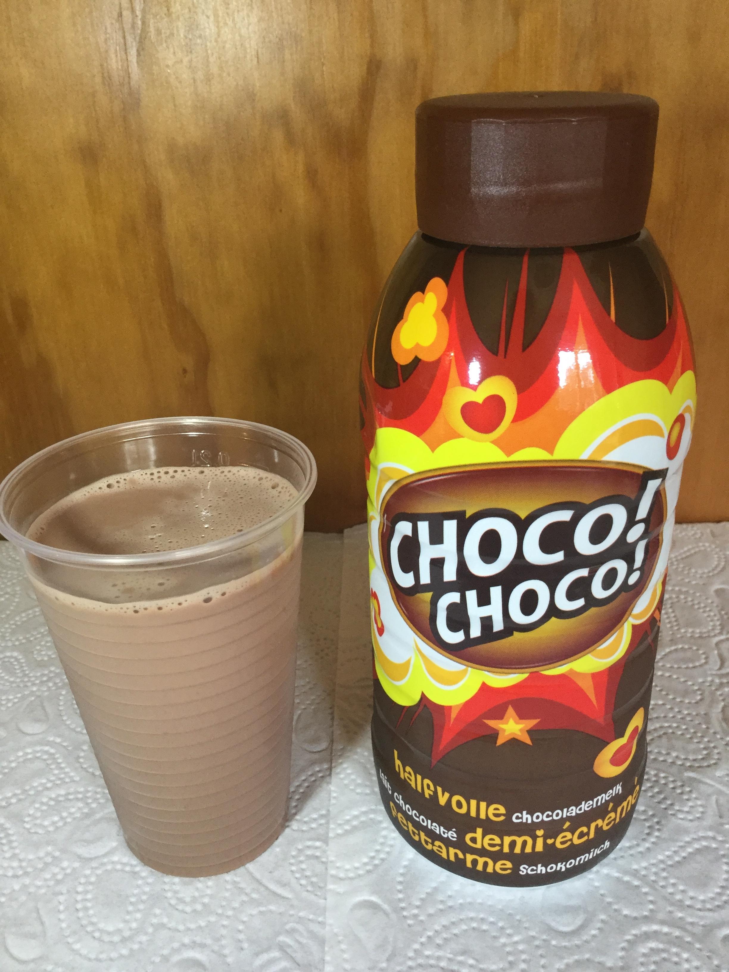 Milcobel Choco! Choco! Cup