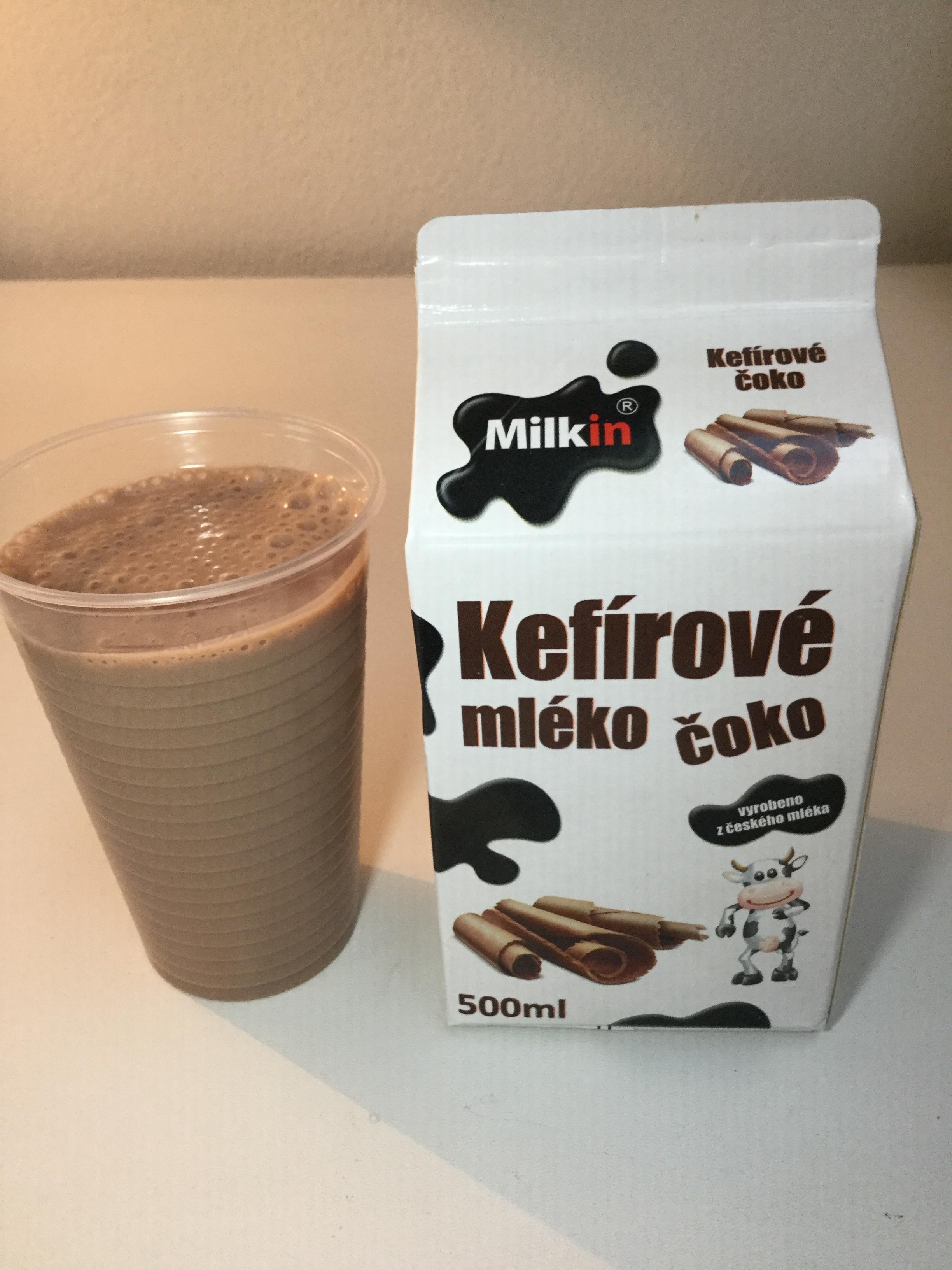 Milk In Kefirove Mleko Coko Cup