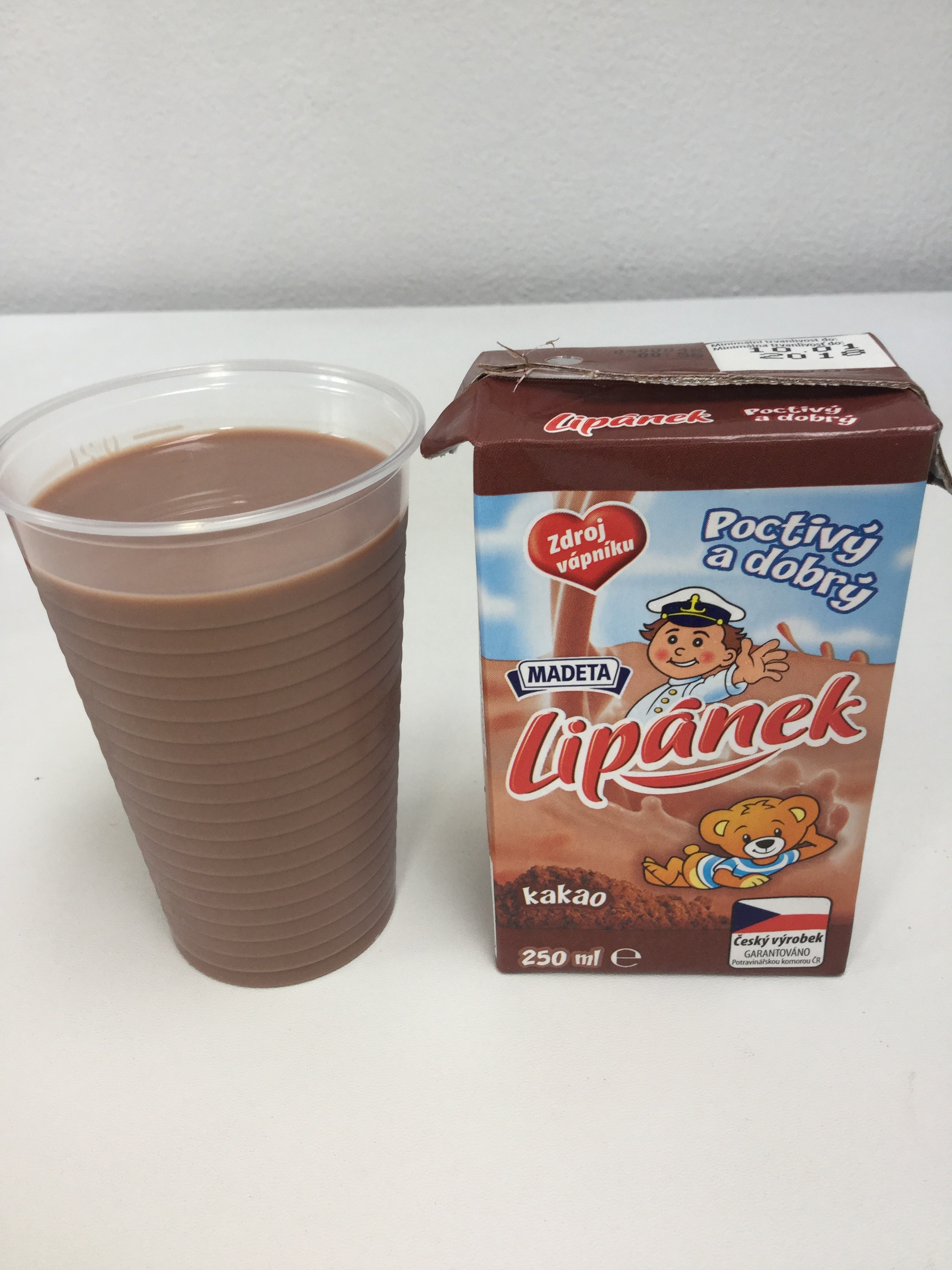 Madeta Lipanek Kakao Cup