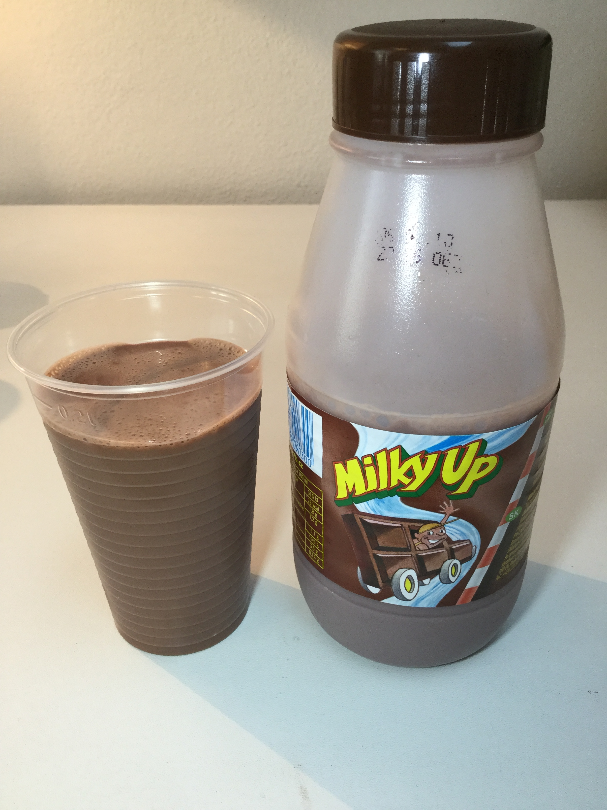 Milky Up Cup