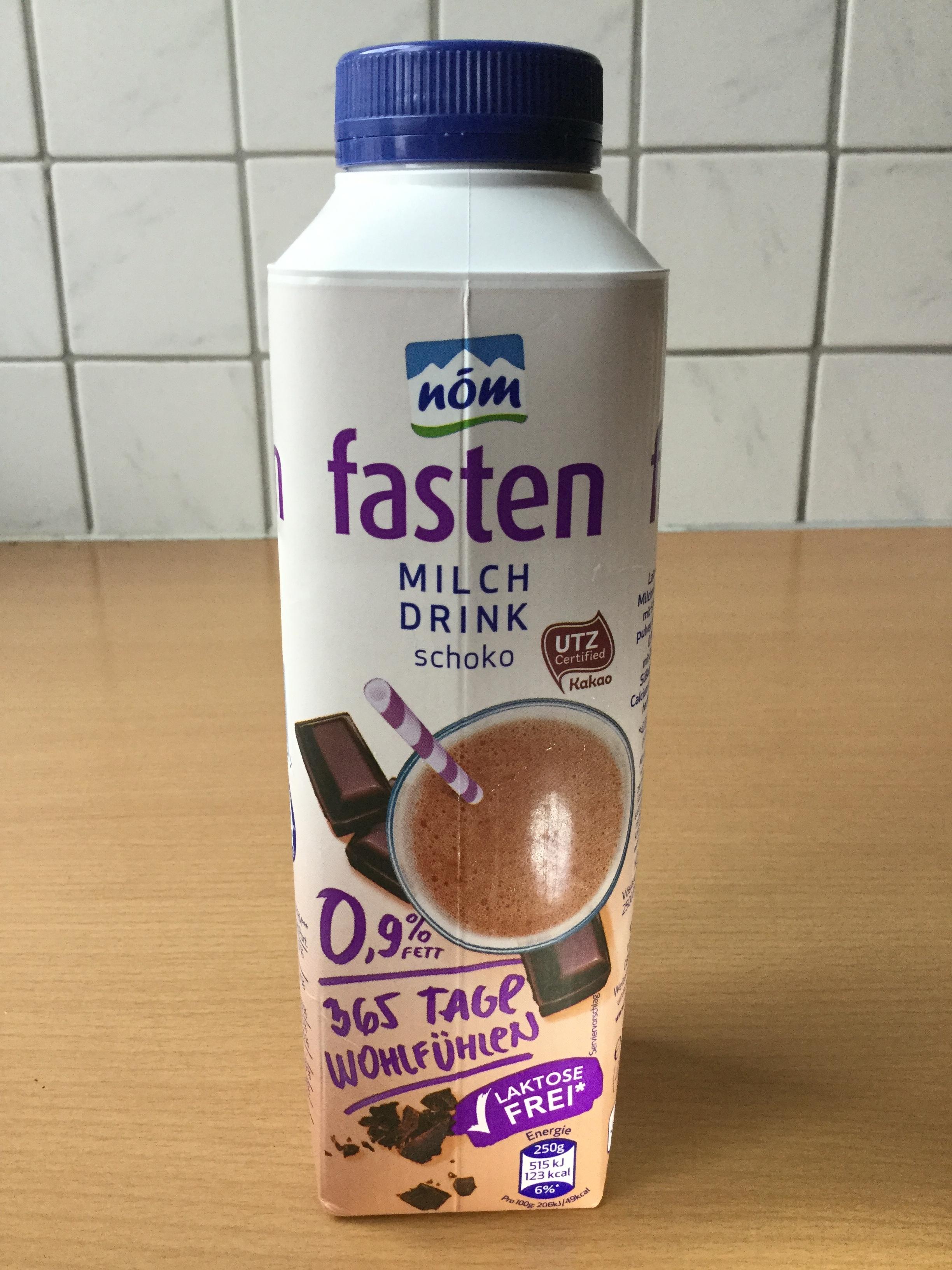 Nom Fasten Milch Drink Schoko Side 3