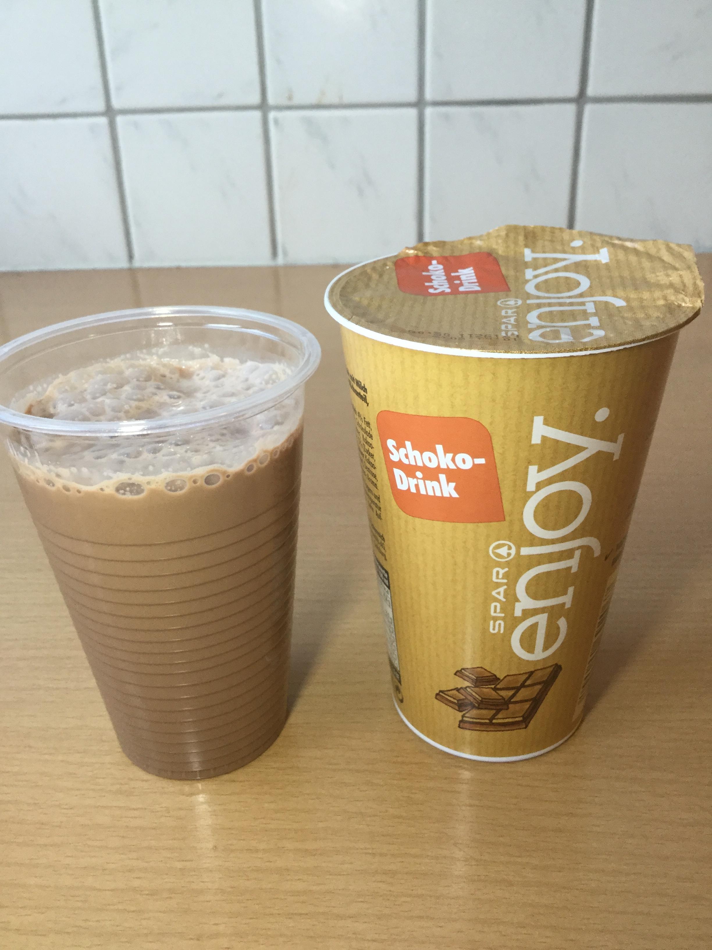 Spar Enjoy Schoko-Drink Cup