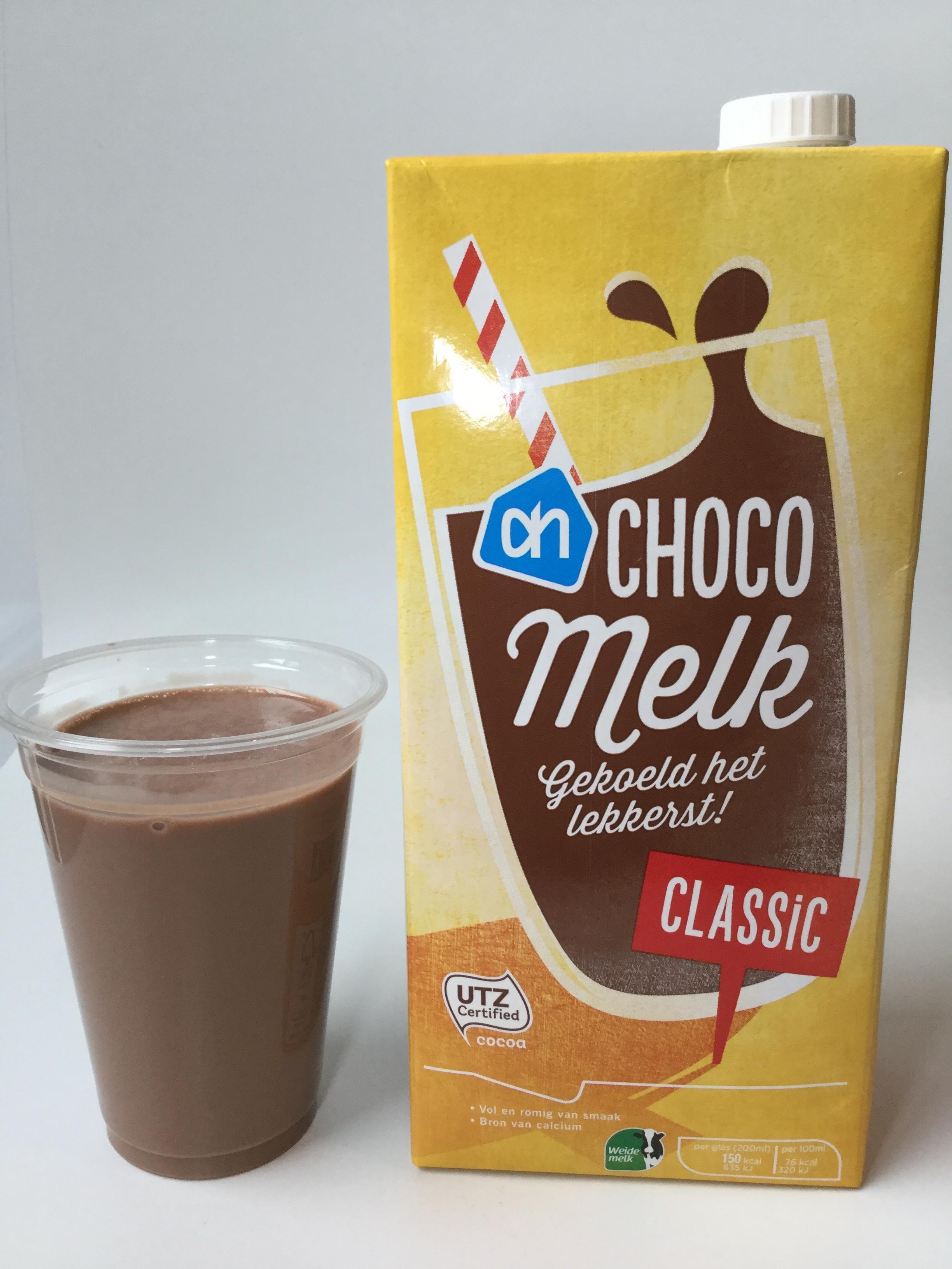 Albert Heijn Classic Choco Melk Cup