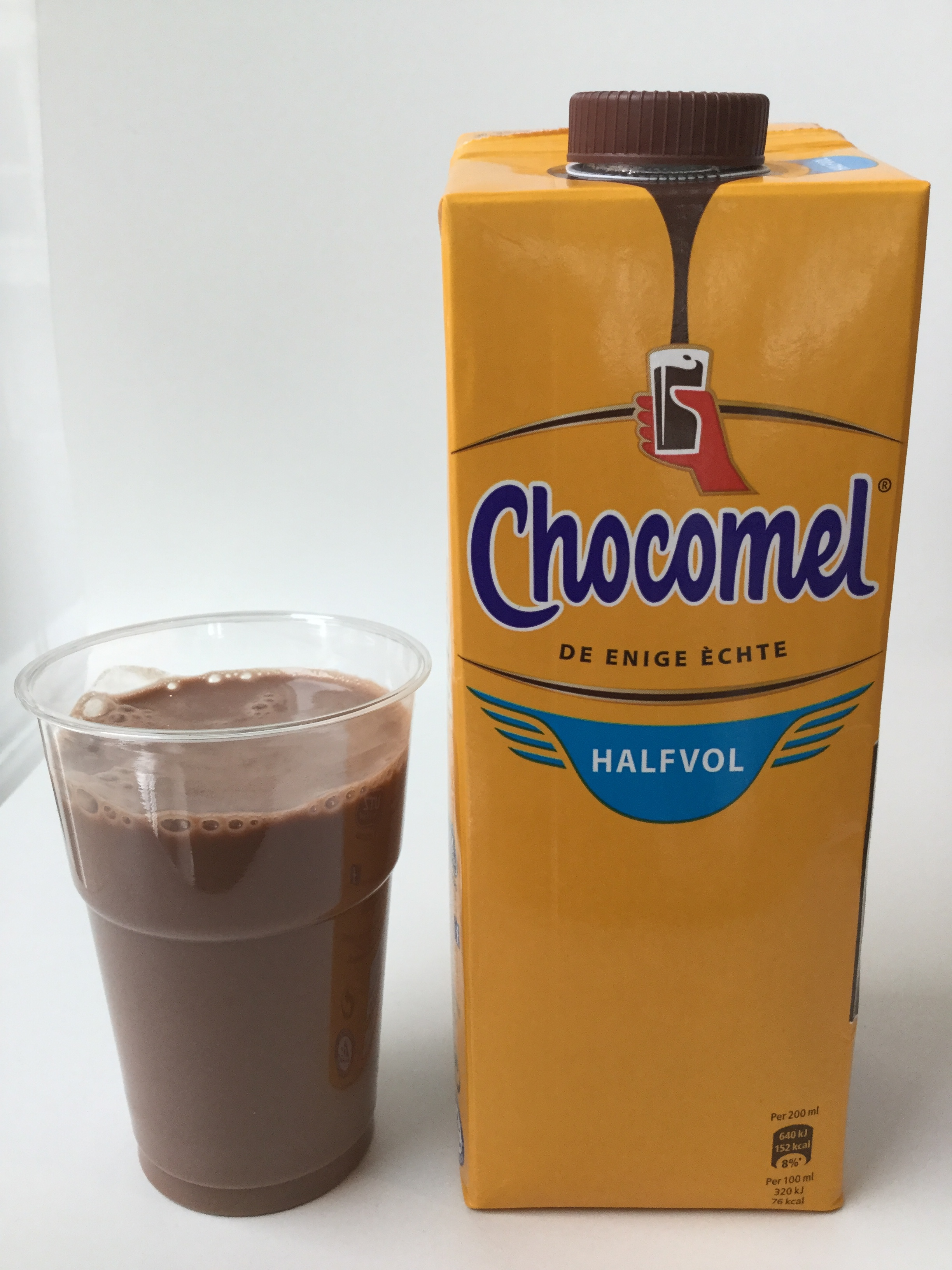 Chocomel Halfvol Cup