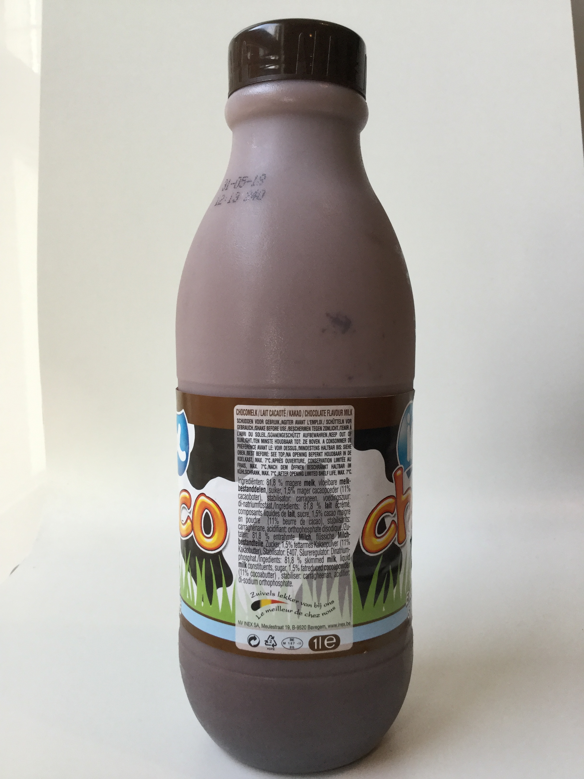 Inex Choco Side 2