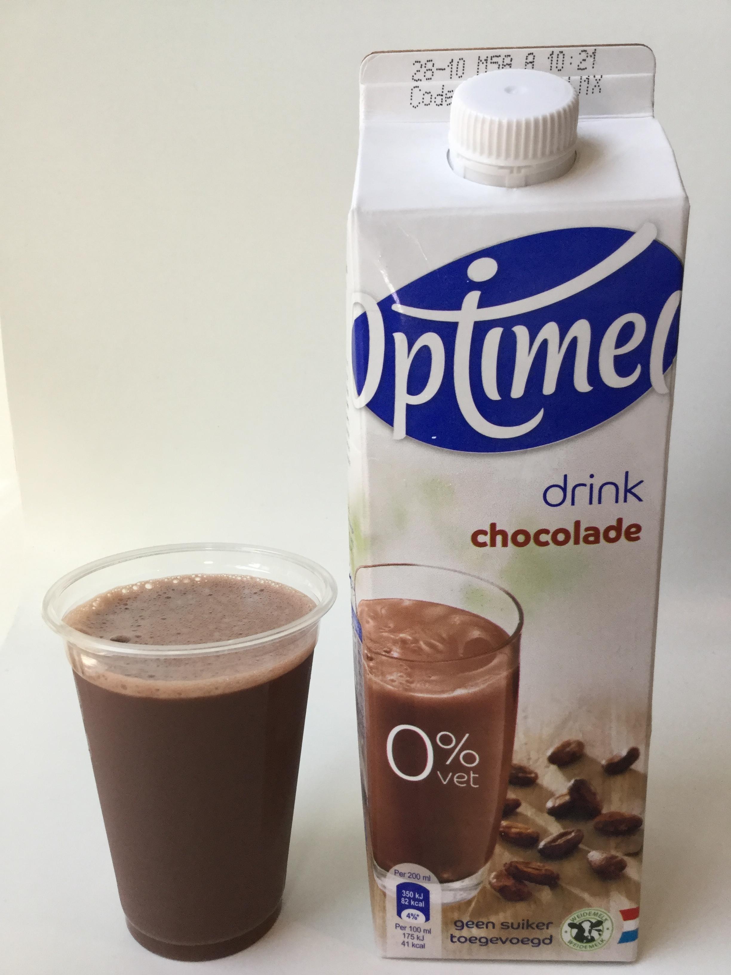Optimel Drink Chocolade Cup