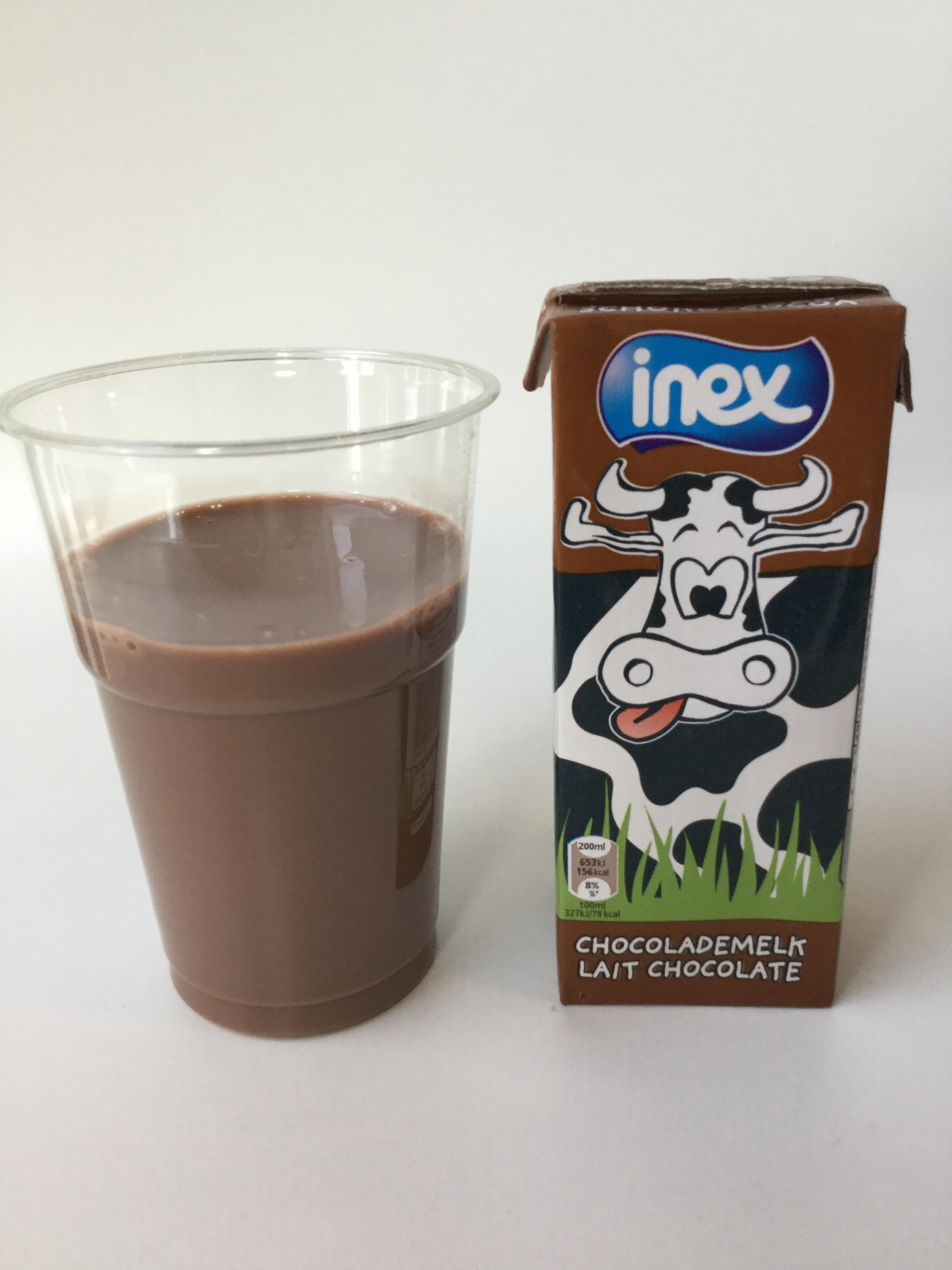 Inex Chocolademelk Cup