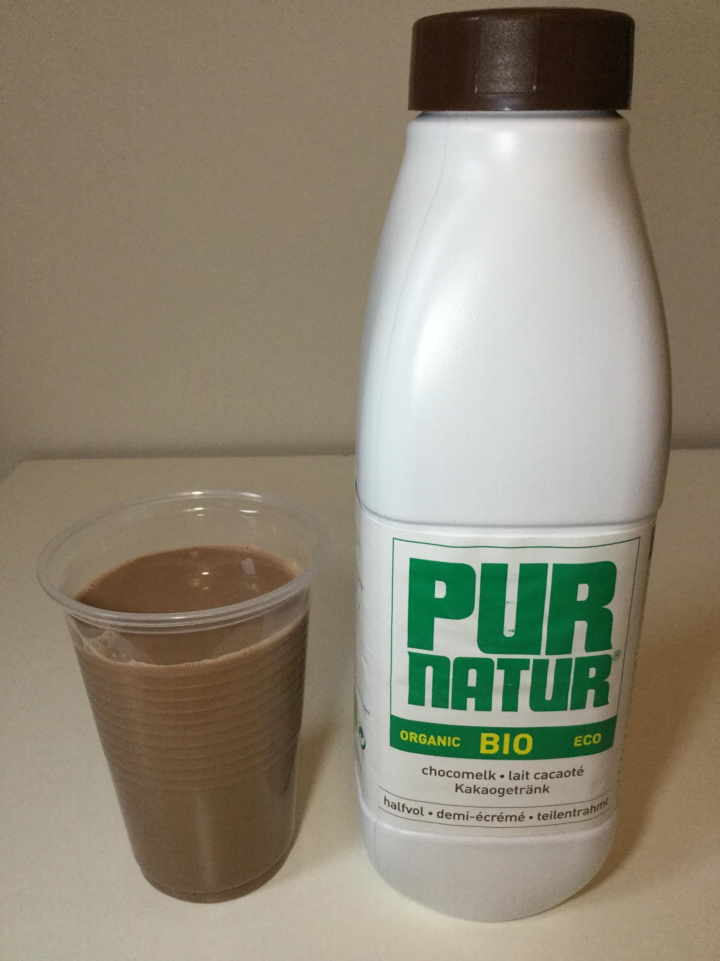Pur Natur Organic Cocoa Milk Cup