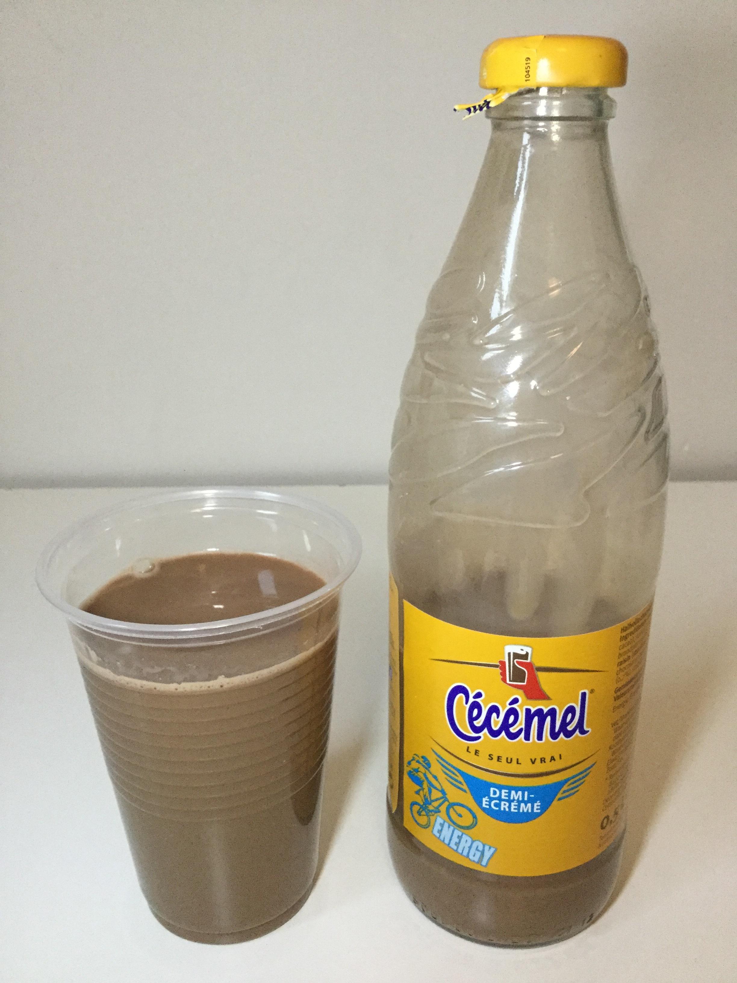 Cecemel Demi-Ecreme Cup