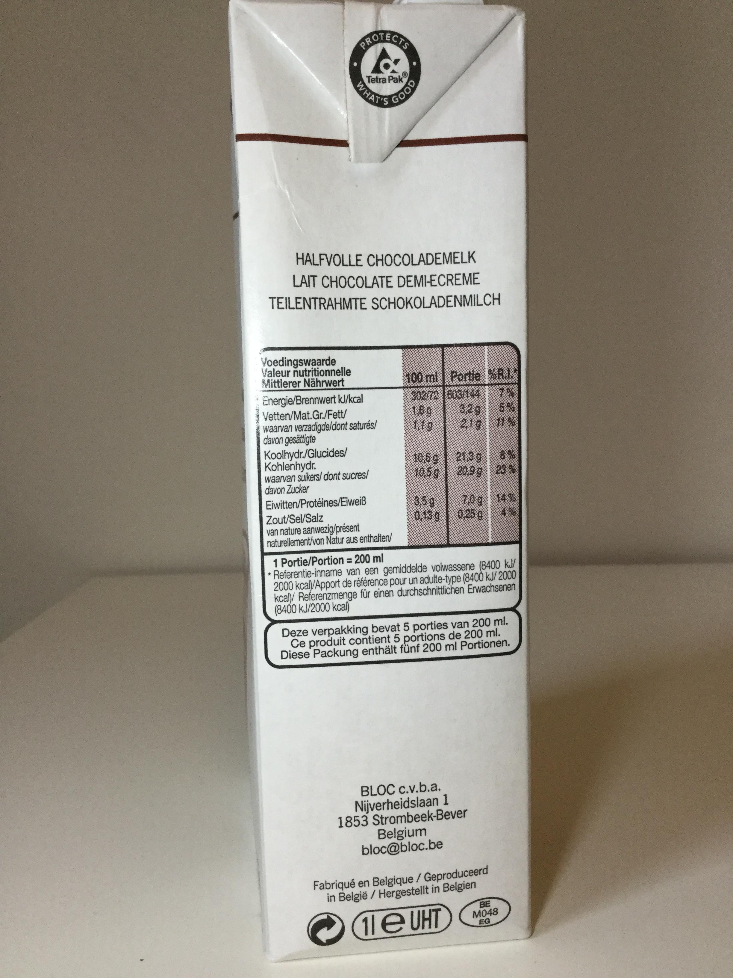 Winny Chocolademelk Side 1