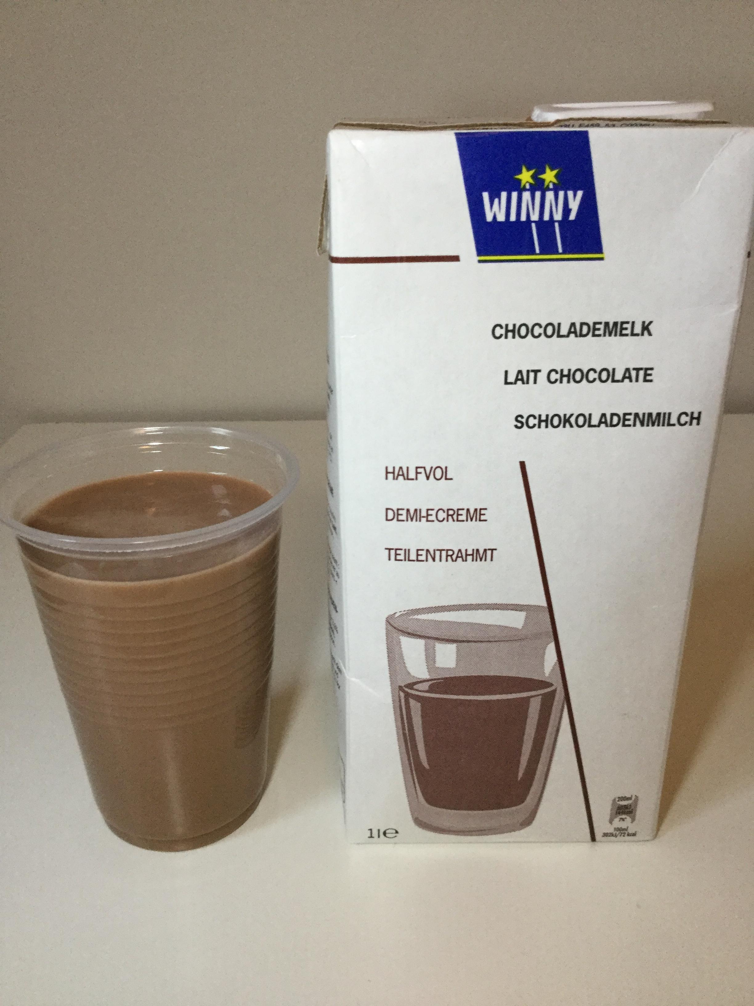 Winny Chocolademelk Cup