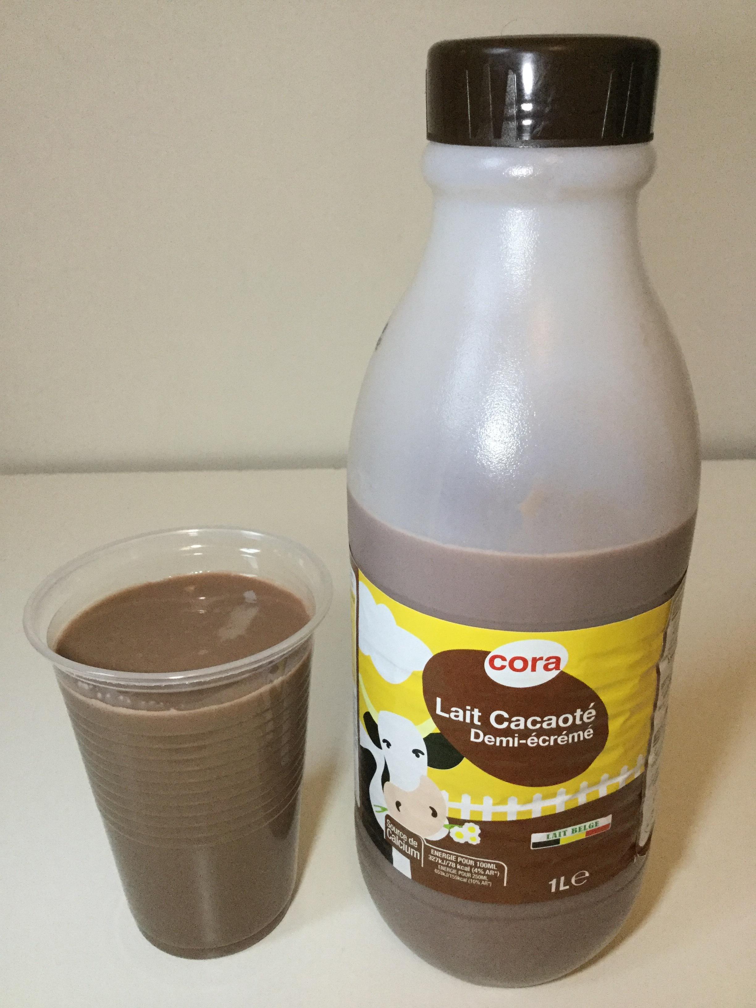 Cora Halfvolle Chocomelk Cup