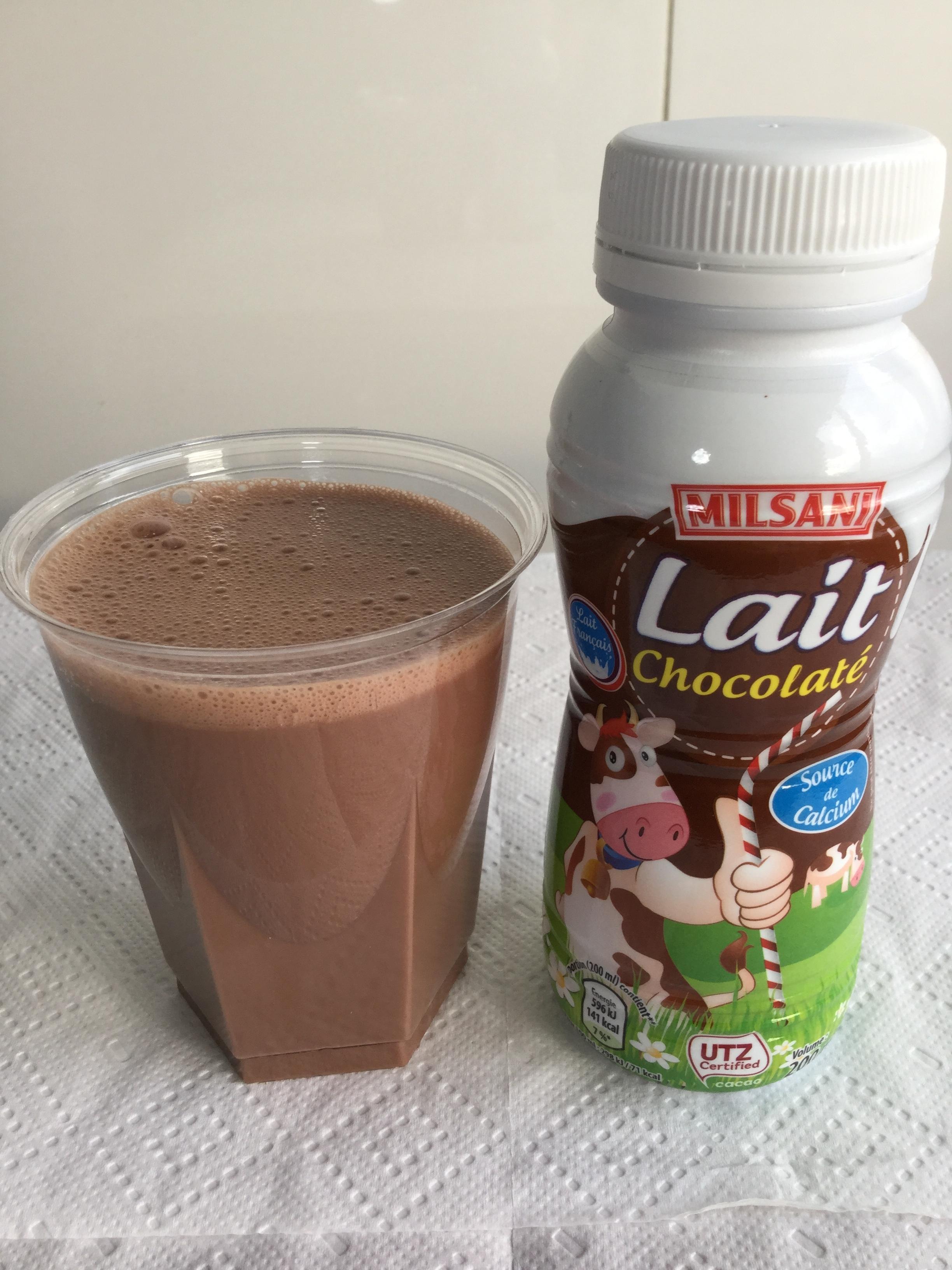 Milsani Lait Chocolaté Cup