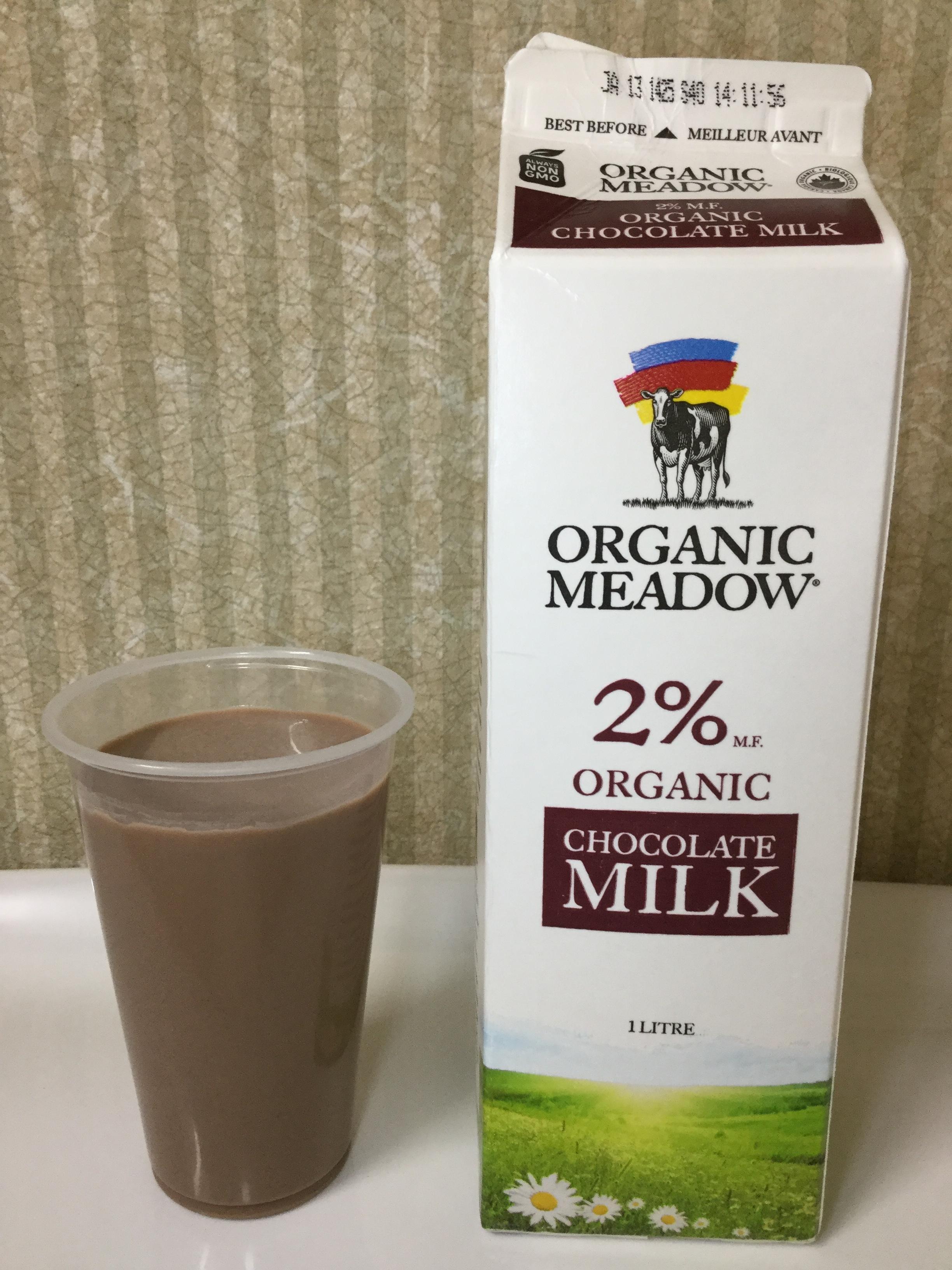 Organic Meadow Chocolate Milk Cup
