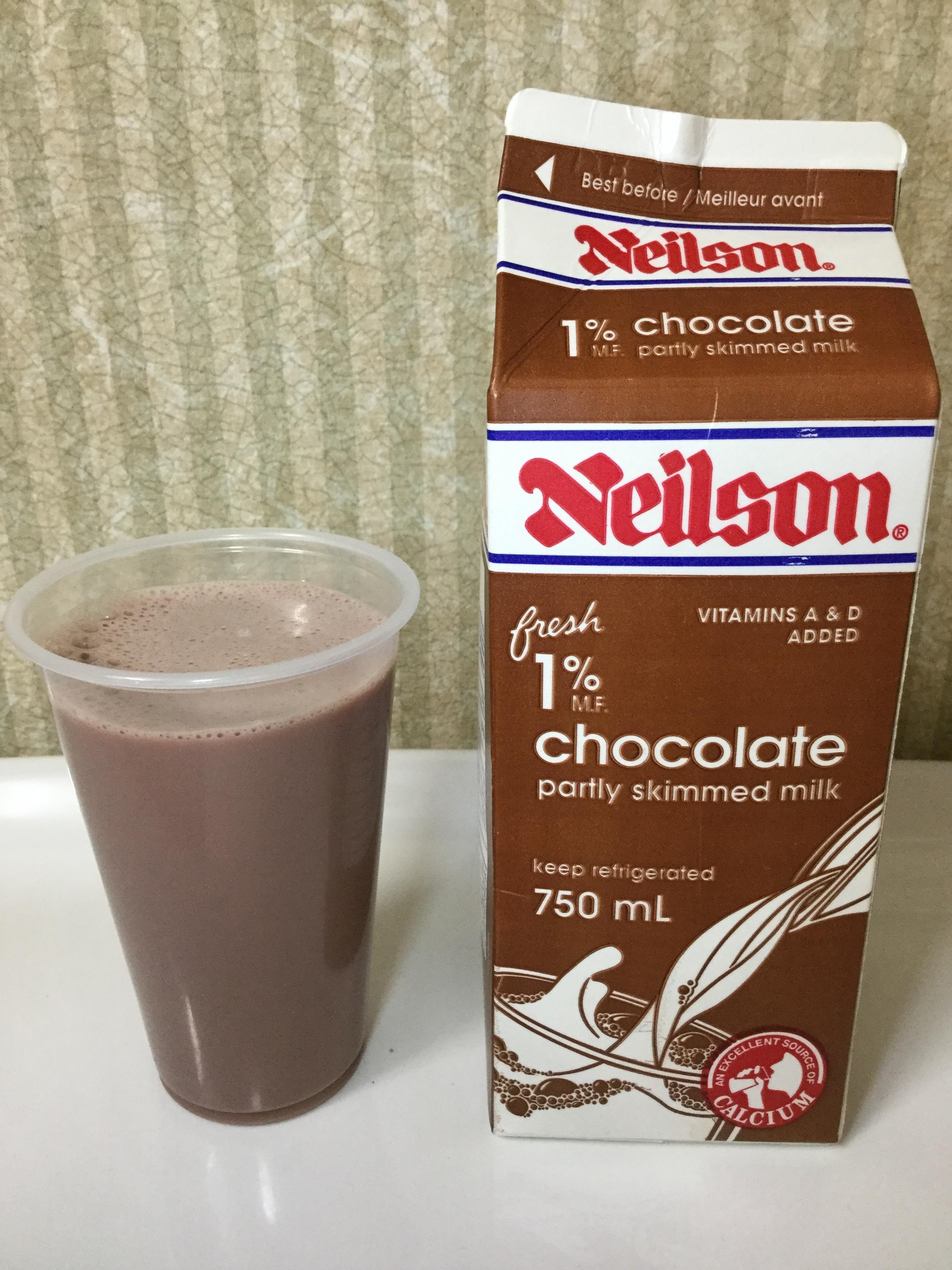 Neilson Chocolate Milk Cup