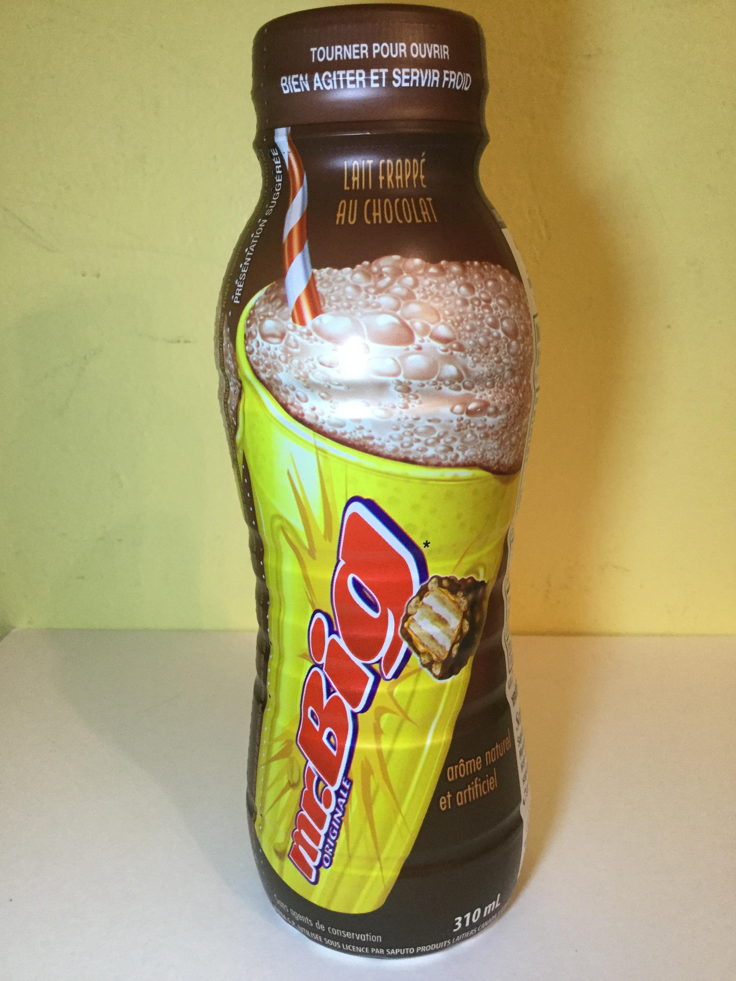 Mr. Big Chocolate Milkshake Side 2