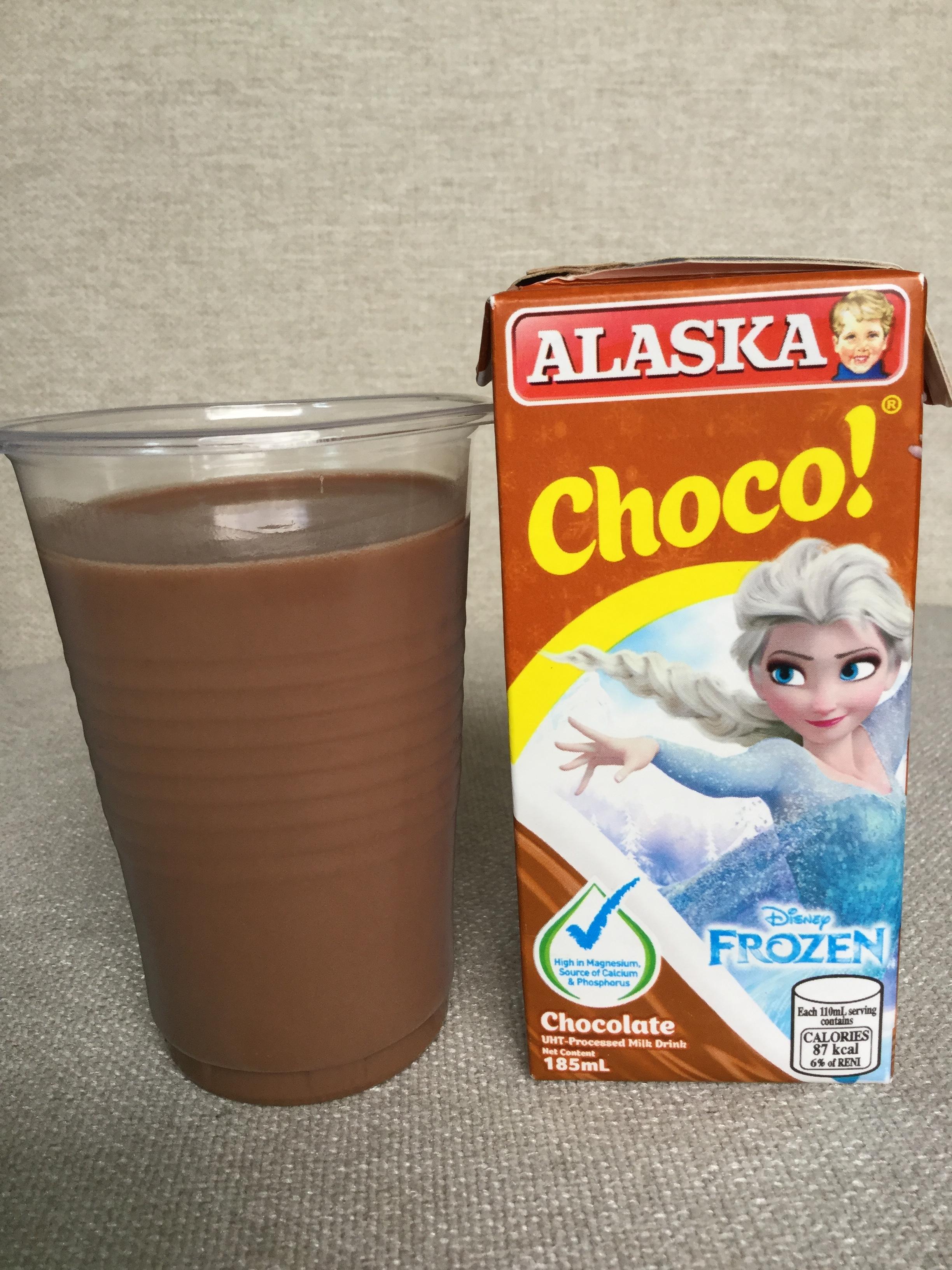 Alaska Choco! Cup