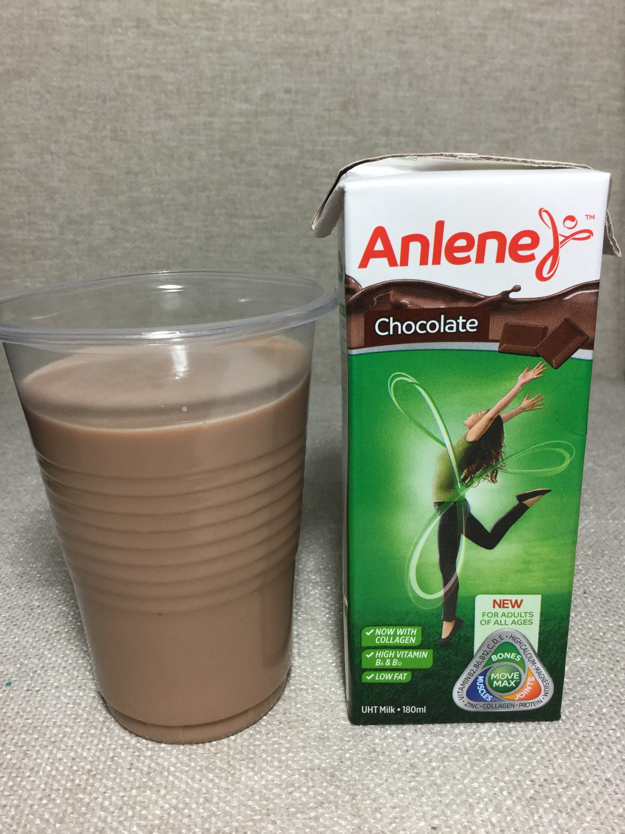Anlene Chocolate Cup
