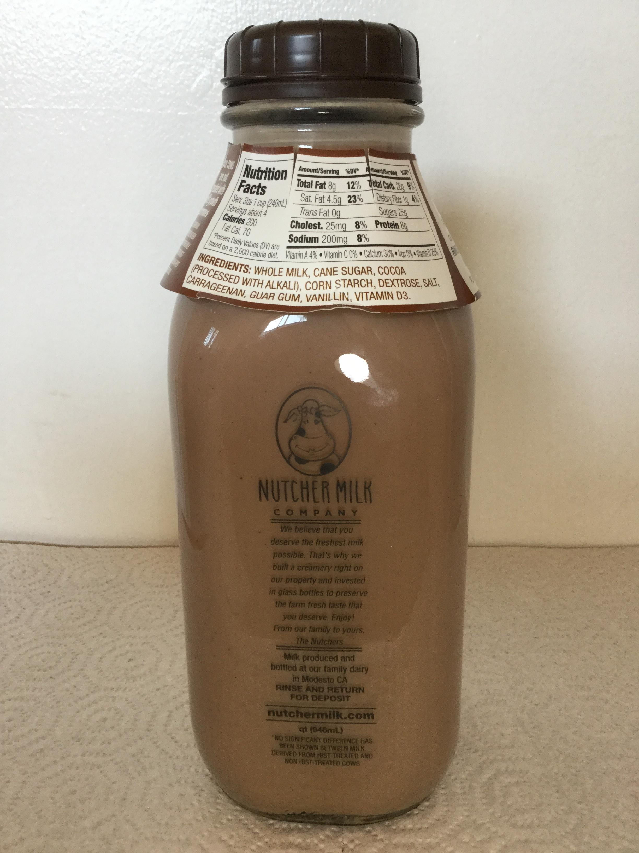 Nutcher Chocolate Milk Side 1