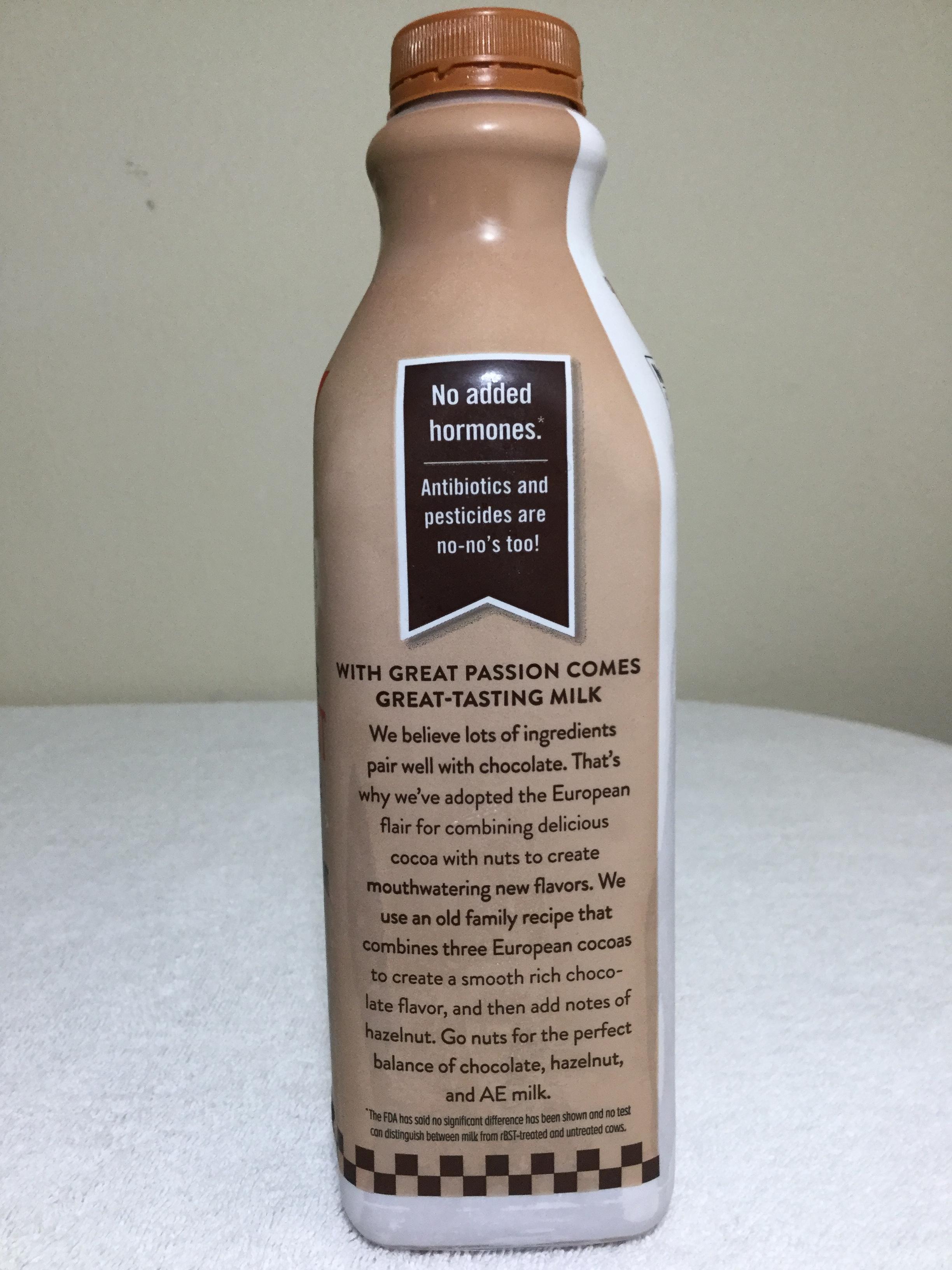 Anderson Erickson Chocolate Hazelnut Milk Side 2
