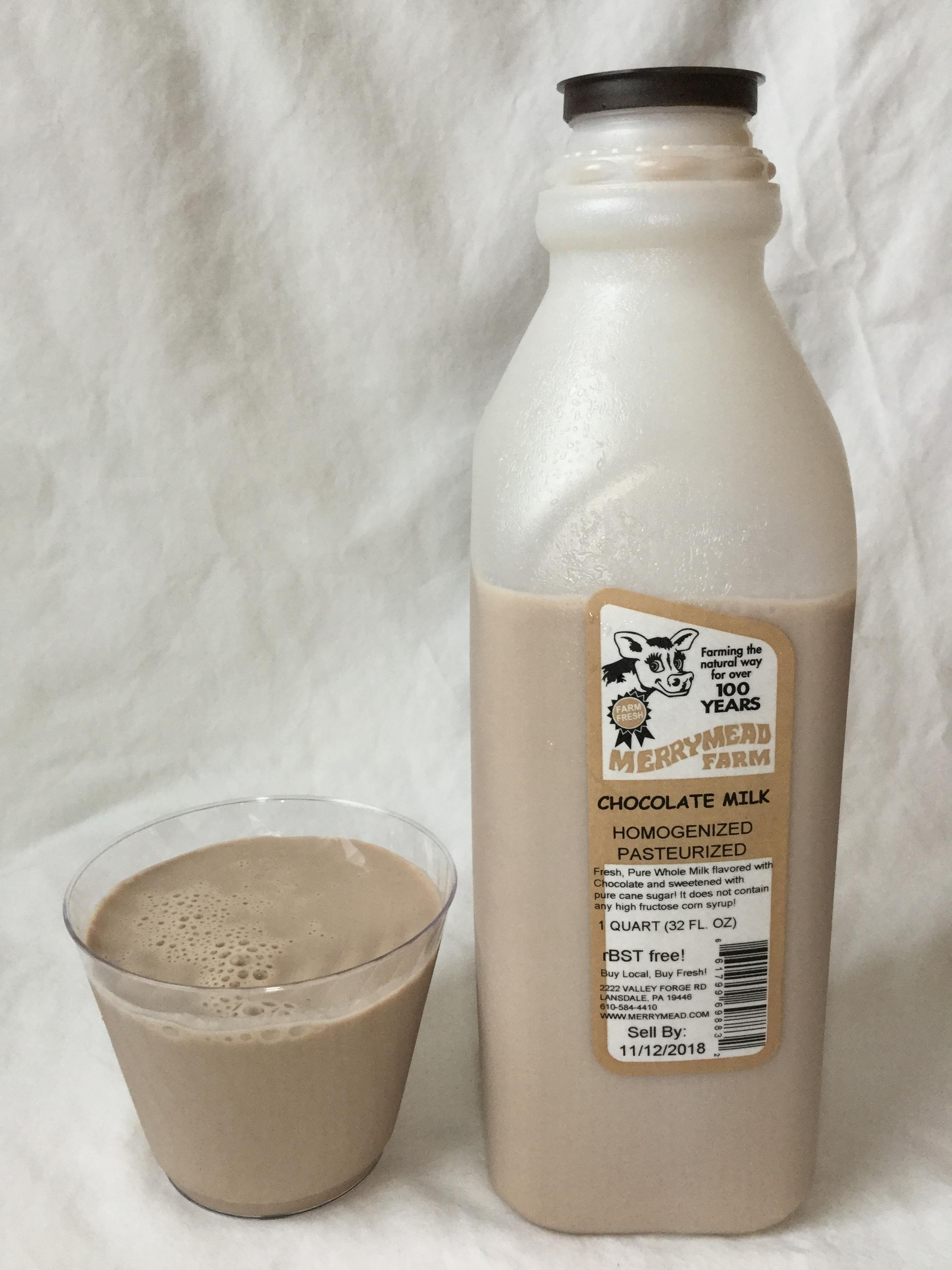 Merrymead Farm Chocolate Milk Cup