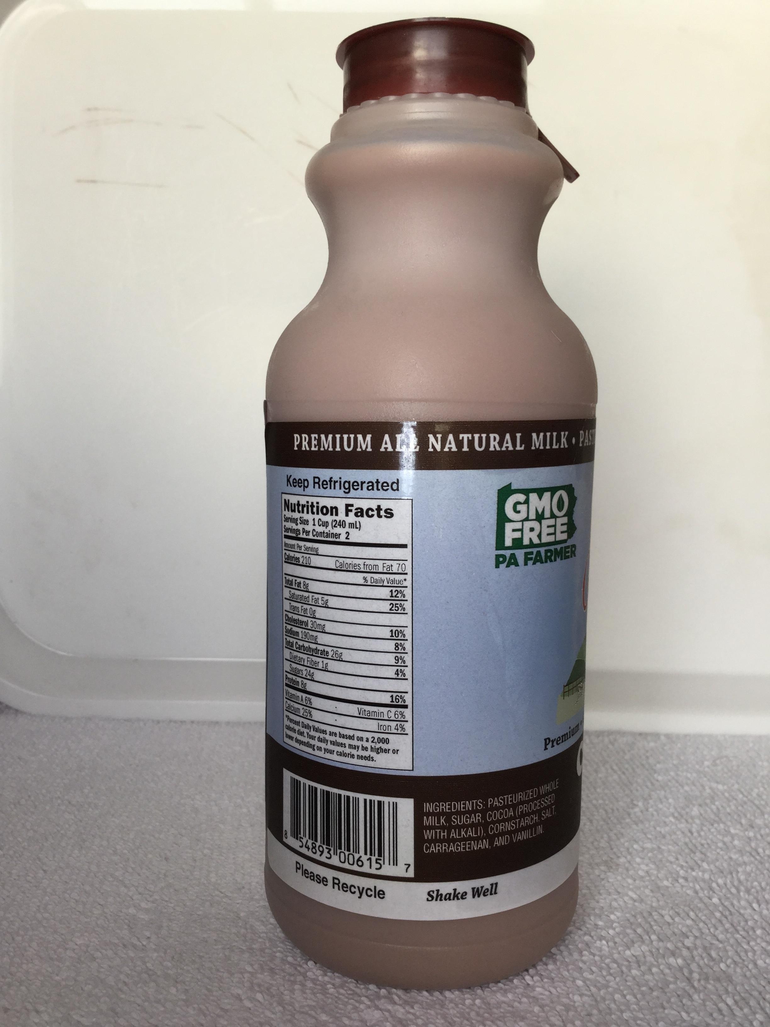 Apple Valley Chocolate Milk
