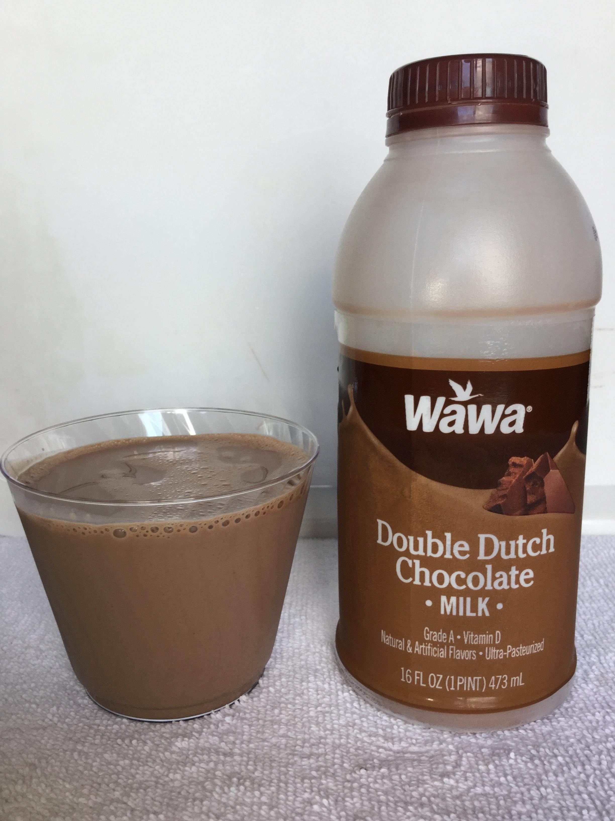 Wawa Double Dutch Chocolate Milk Cup