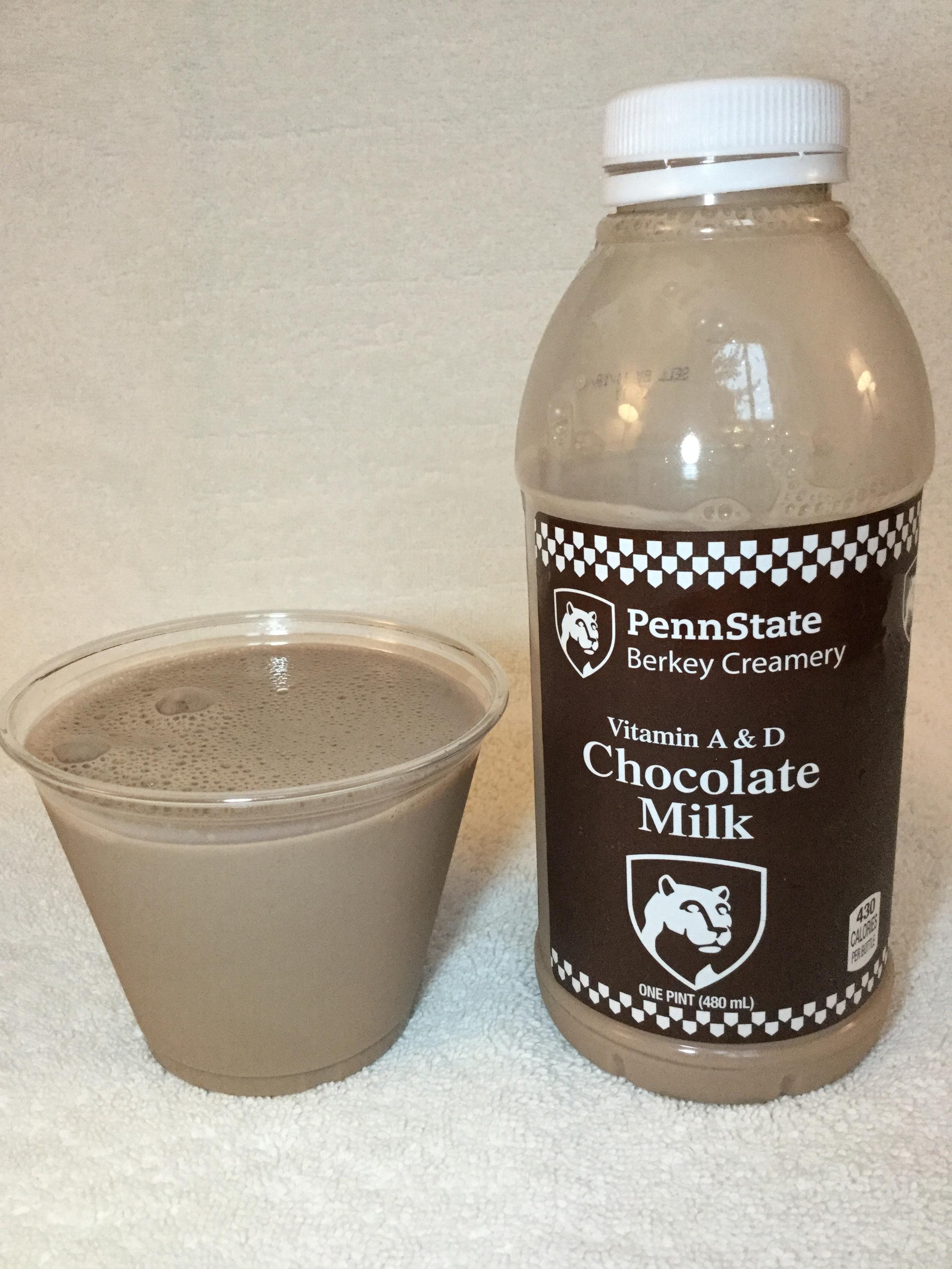 Penn State Berkey Creamery Chocolate Milk Cup