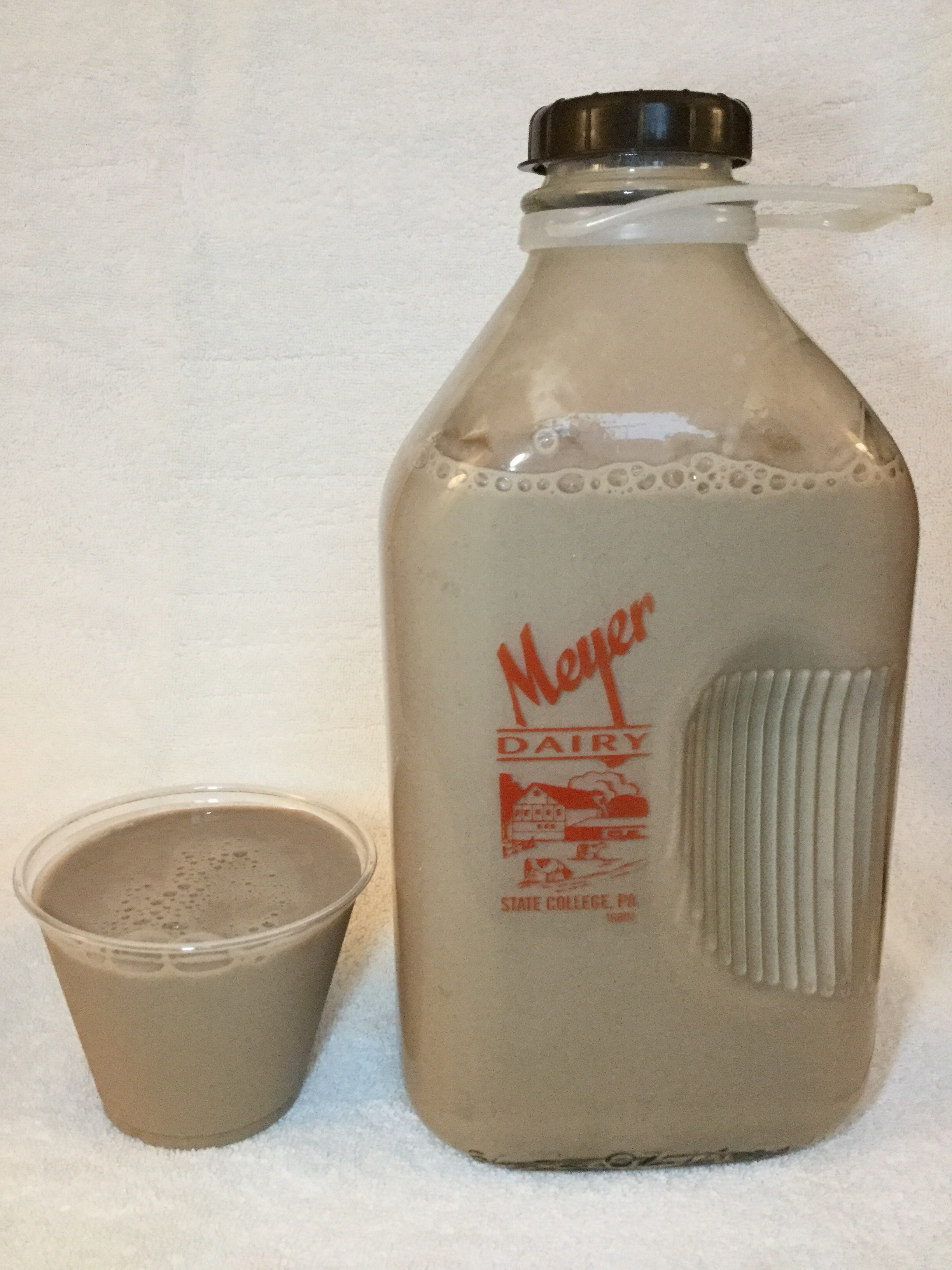 Meyer Dairy Chocolate Milk Cup