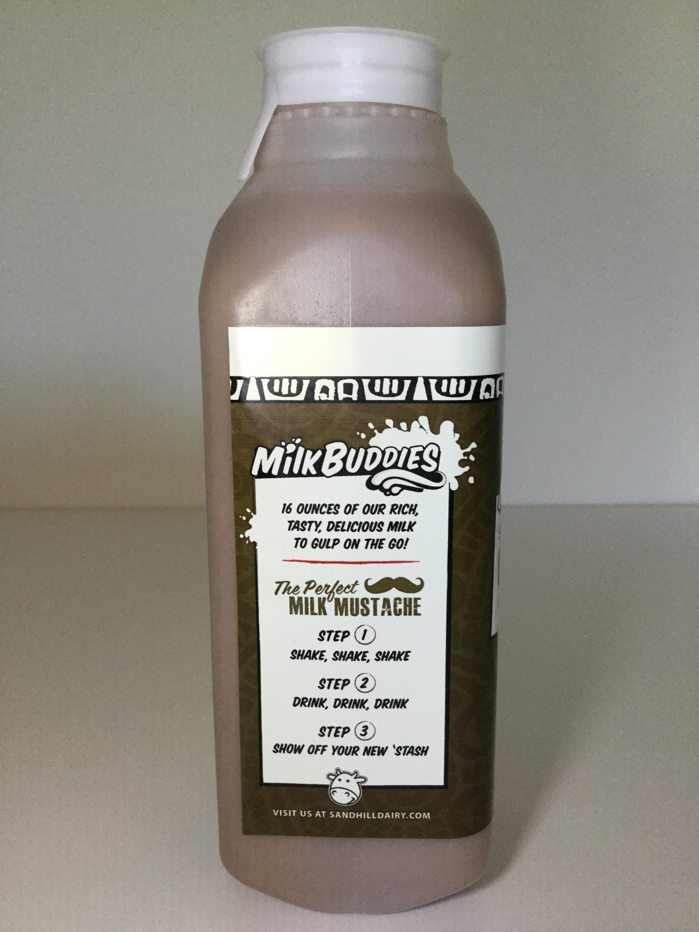 Sand Hill Dairy Chocolate Milk Side 2