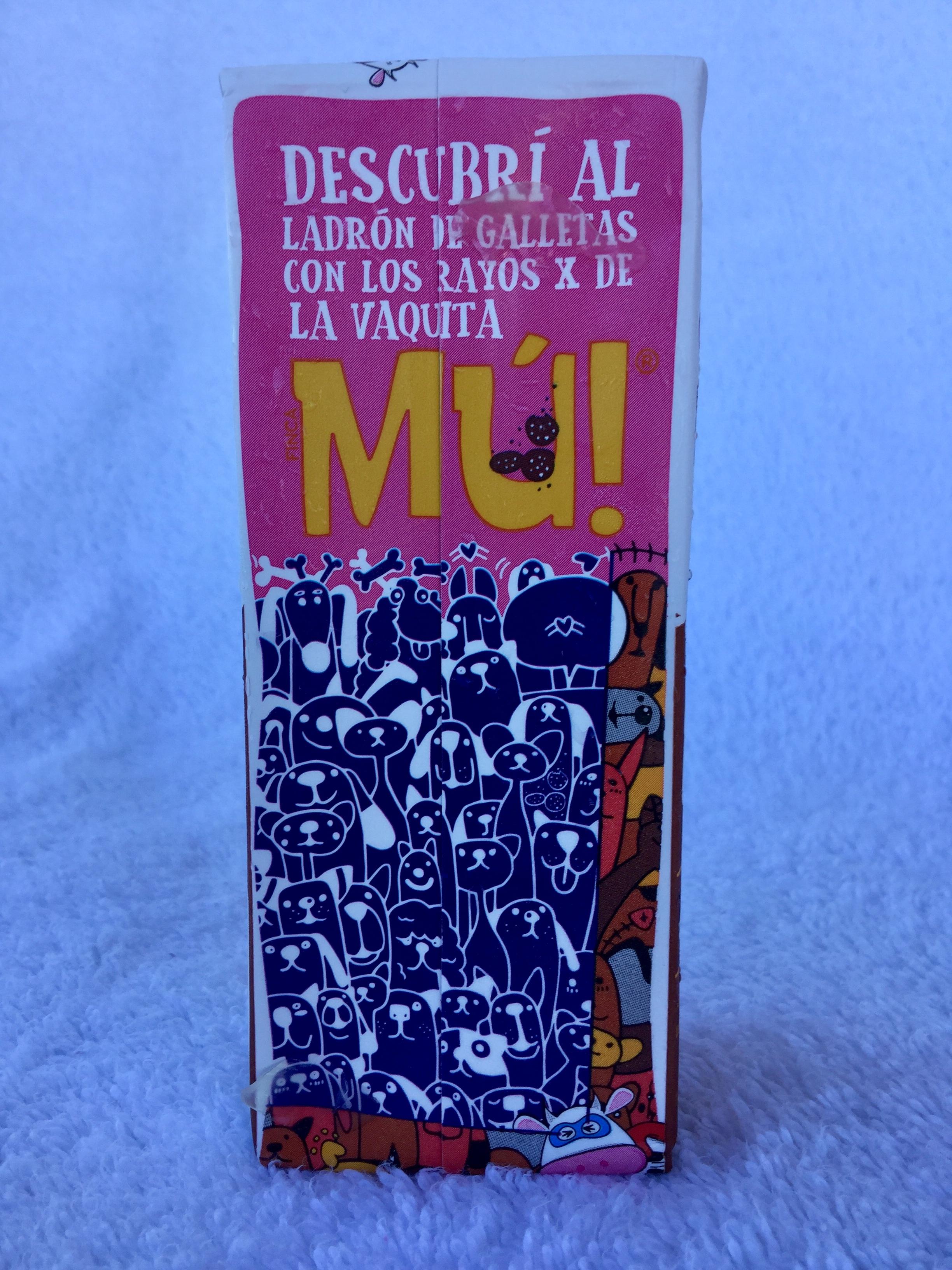 Mu Choco Dichoso Side 3
