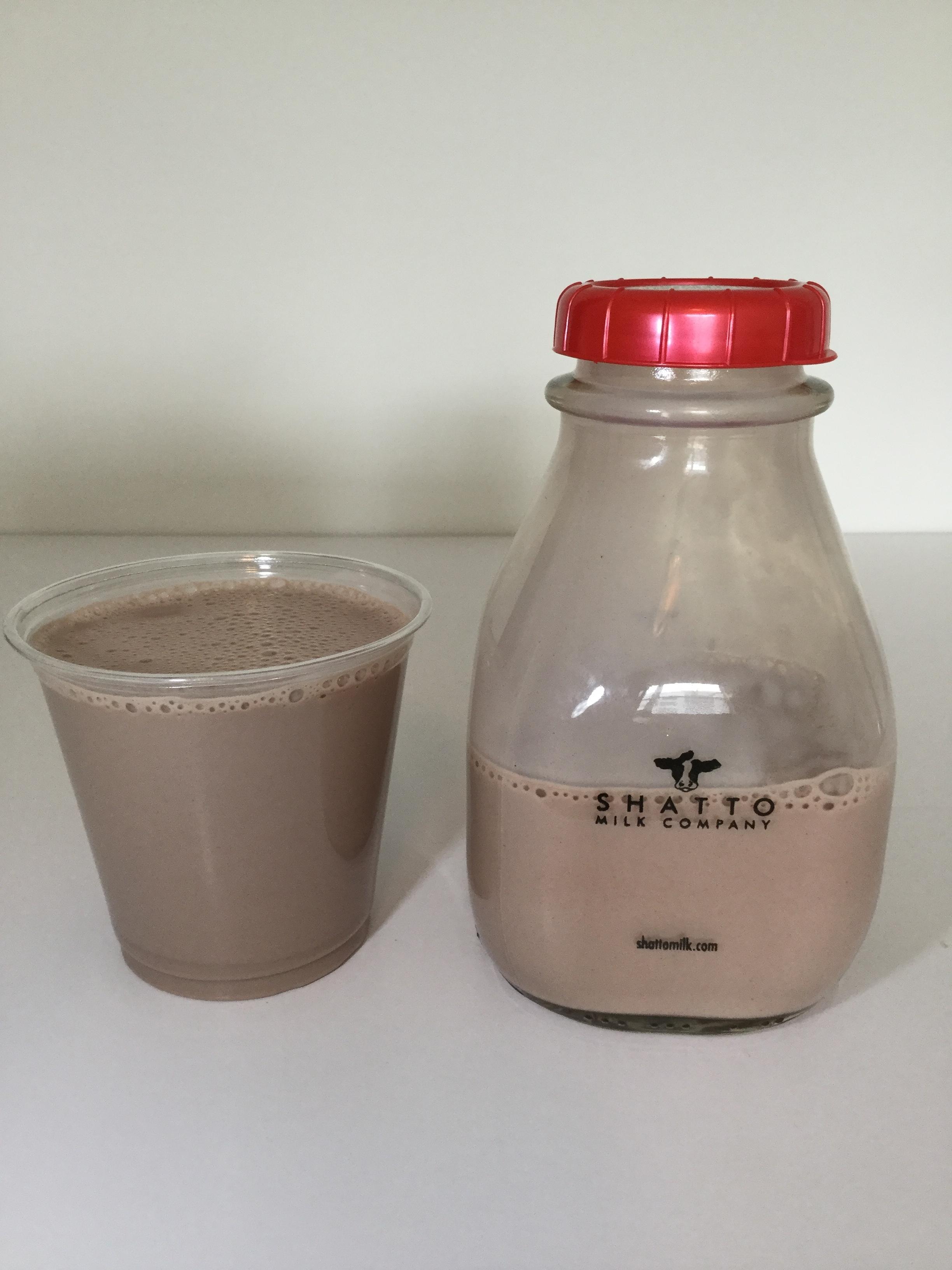 Shatto Milk Company Chocolate Cherry Milk Cup