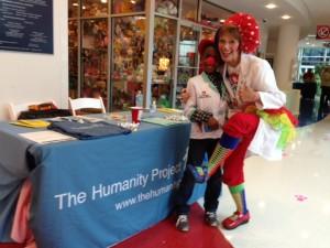 Lotsy Dotsy visits The Humanity Project