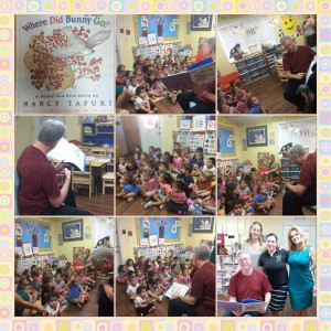 A collage from the big group read ...