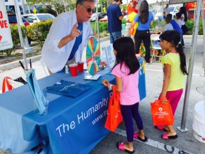 Joe DiMaggio Children's Hospital spring event — April 2015