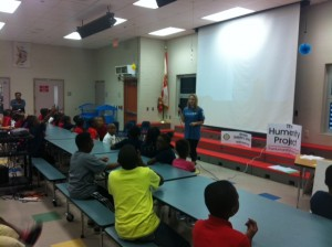 Teaching anti-bullying on September 20, 2013